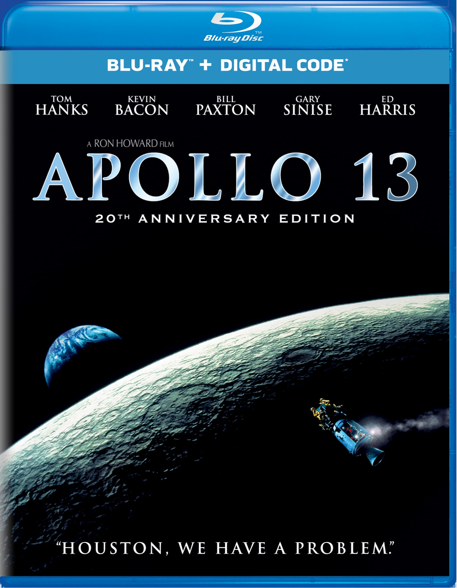 Apollo 13 (20th Anniversary Edition) [Blu-ray]