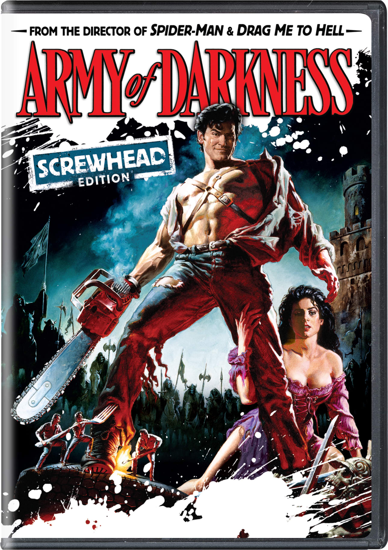 Army of Darkness - The Evil Dead 3 [DVD]