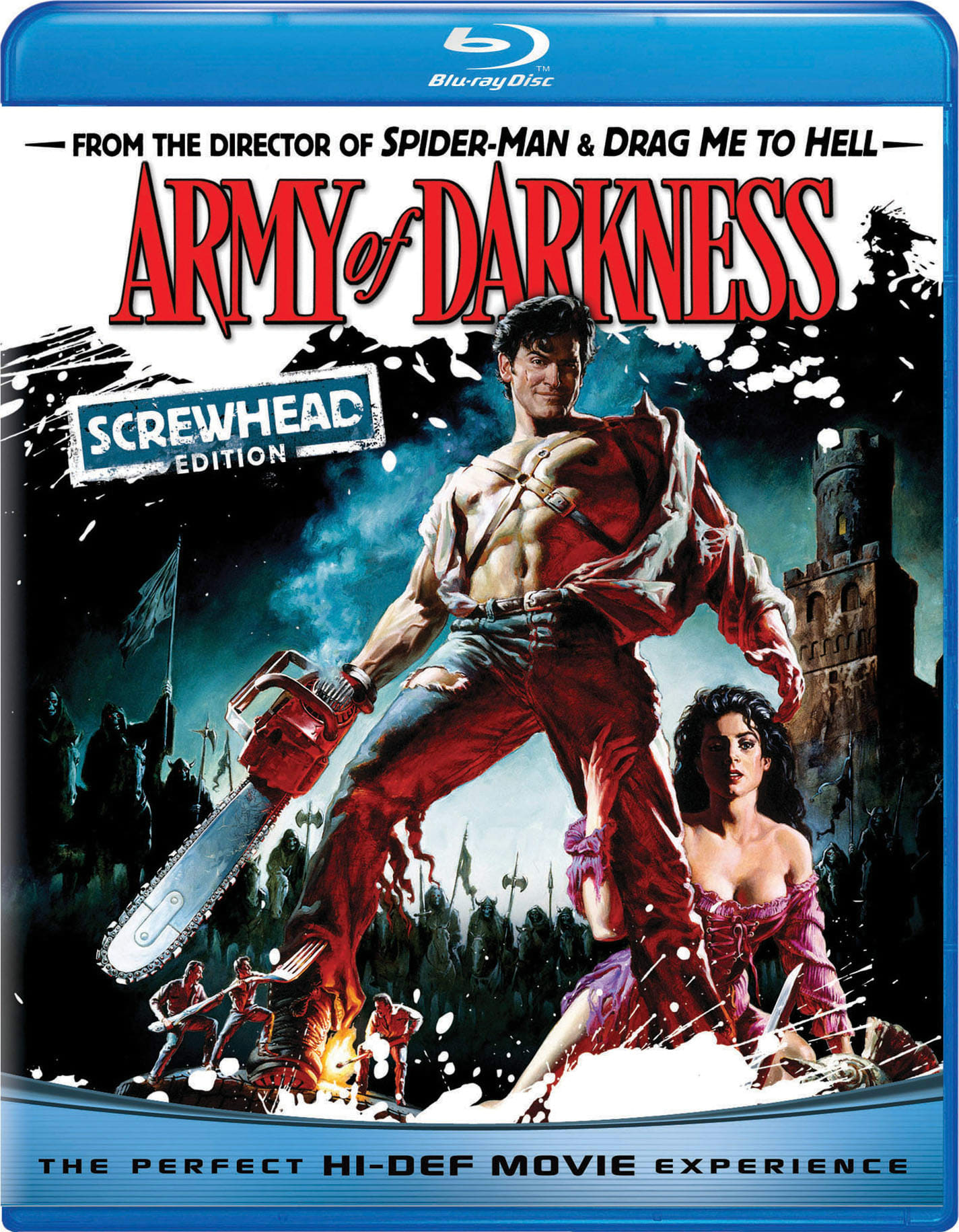 Army of Darkness - The Evil Dead 3 [Blu-ray]