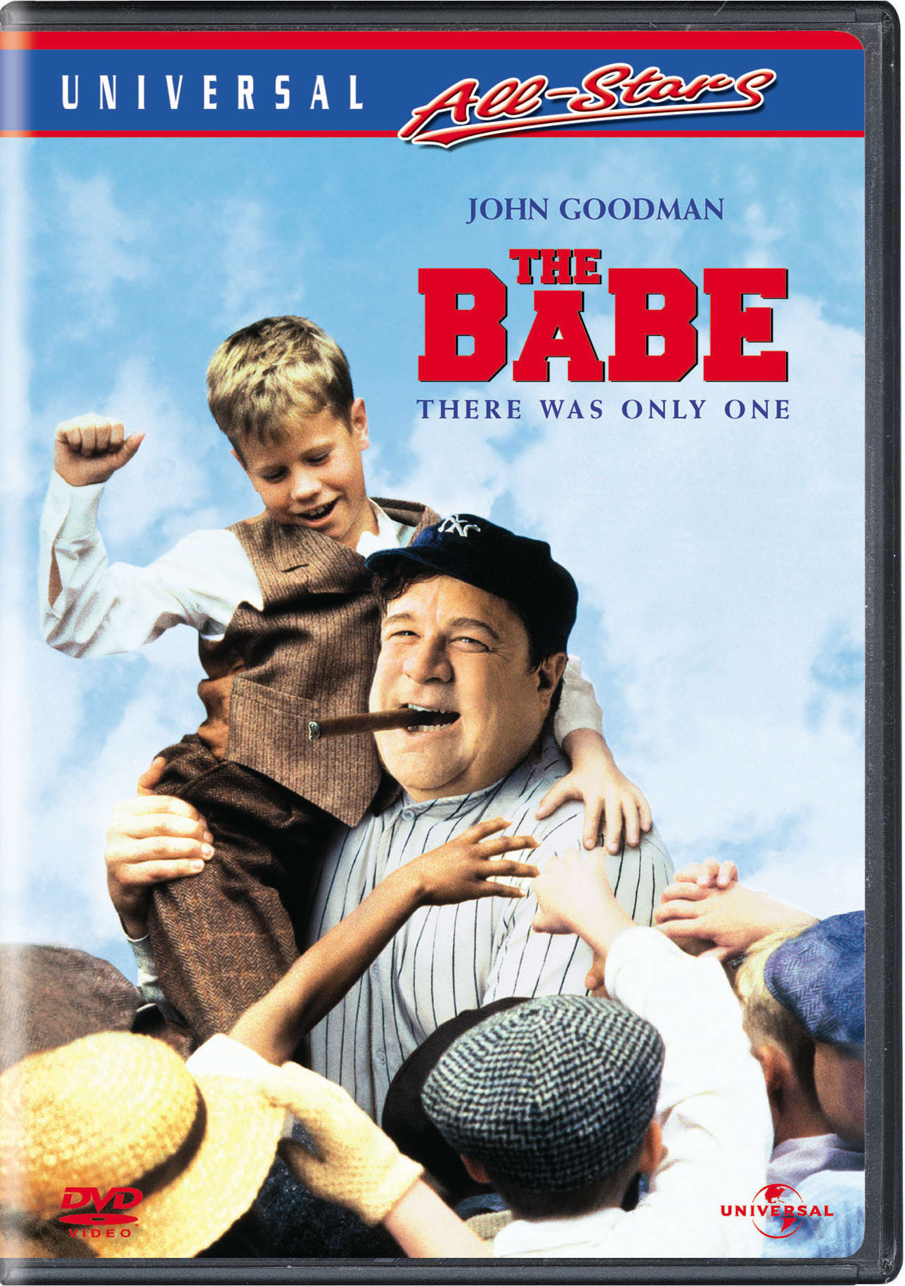 The Babe [DVD]
