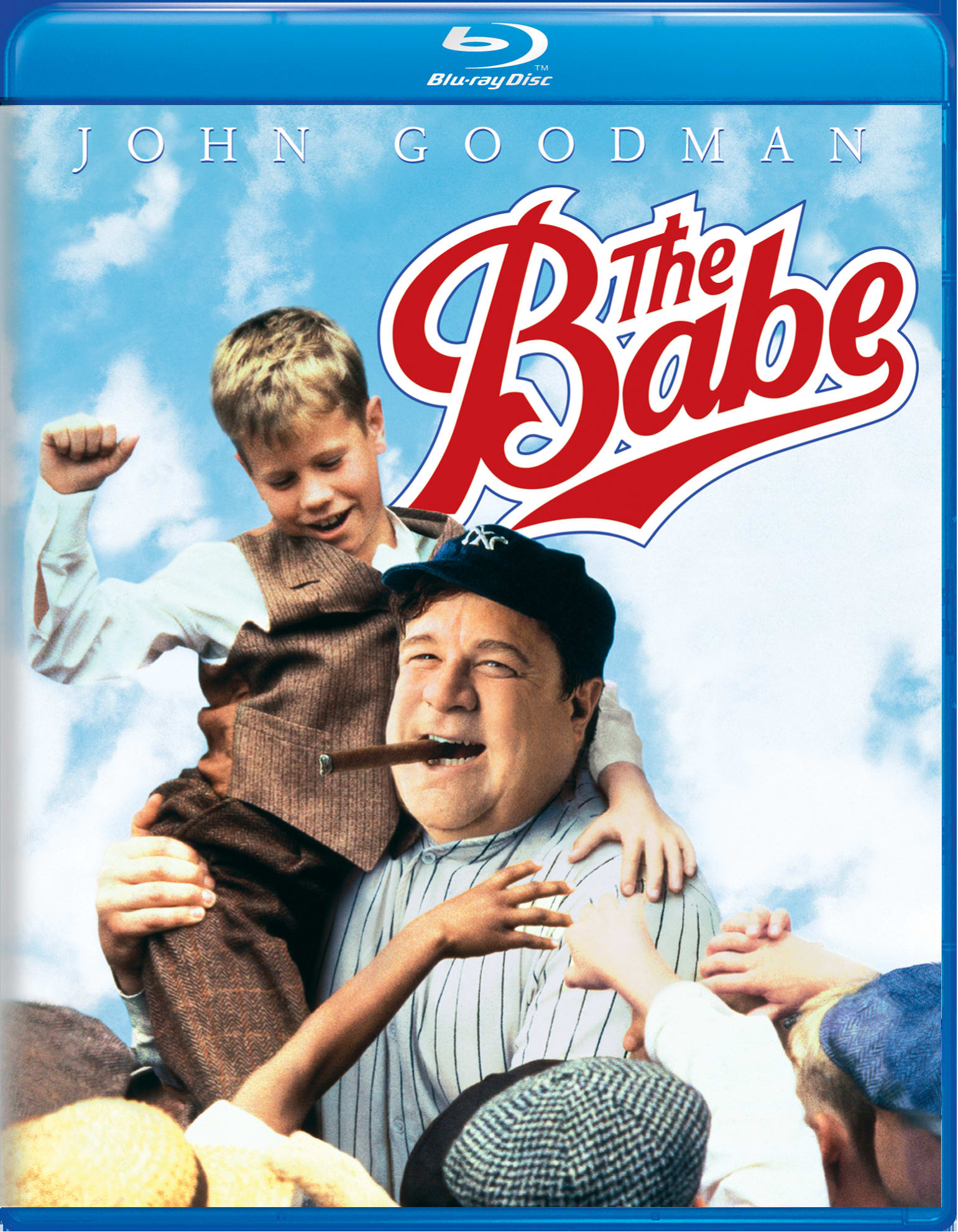 The Babe [Blu-ray]
