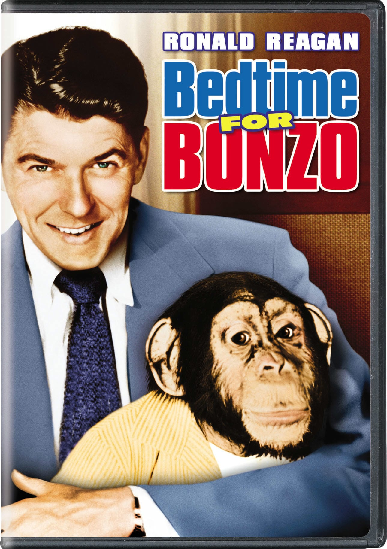 Bedtime for Bonzo [DVD]