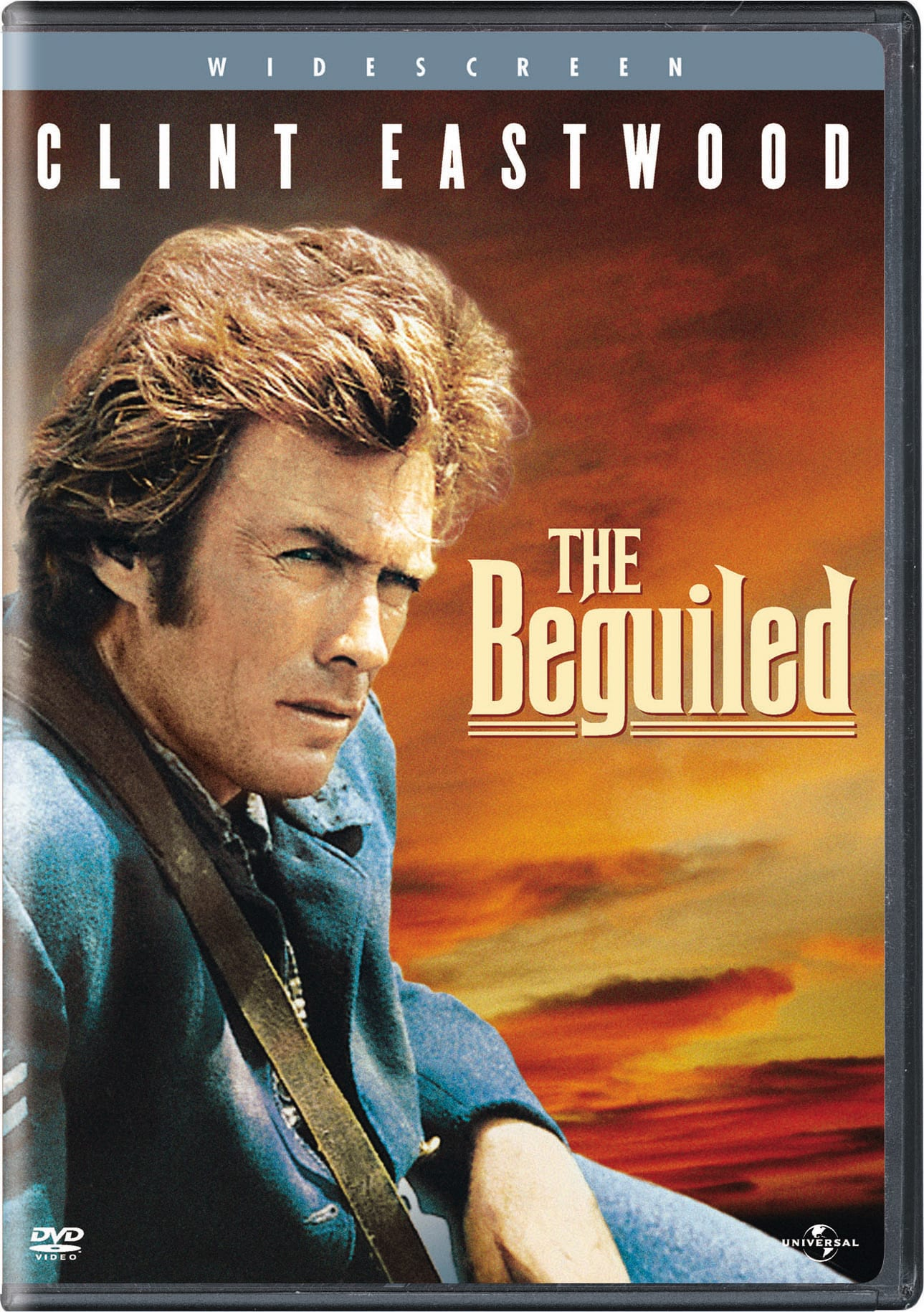 The Beguiled (1971) (Widescreen) [DVD]