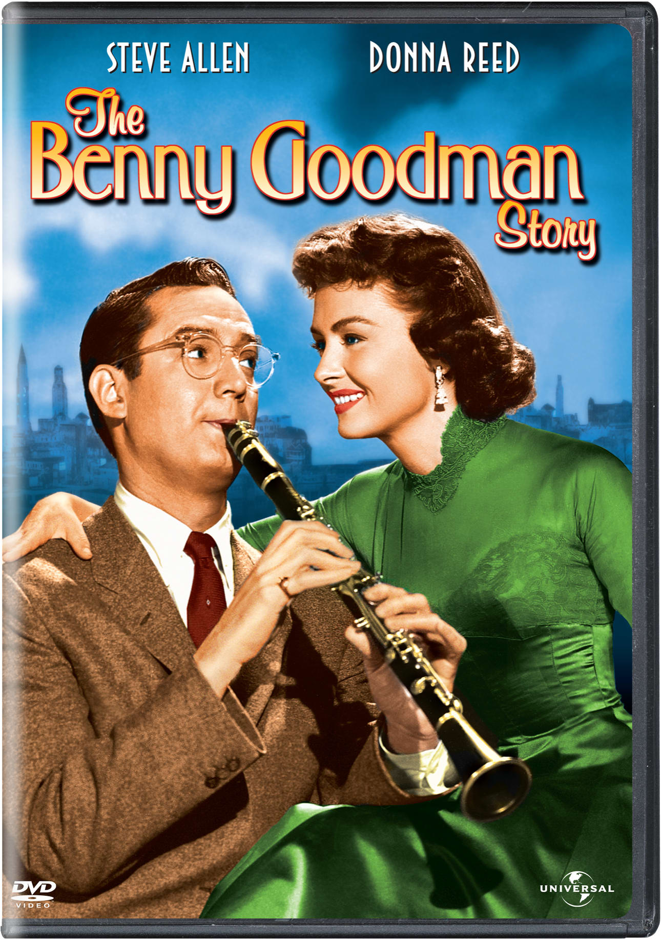 The Benny Goodman Story [DVD]