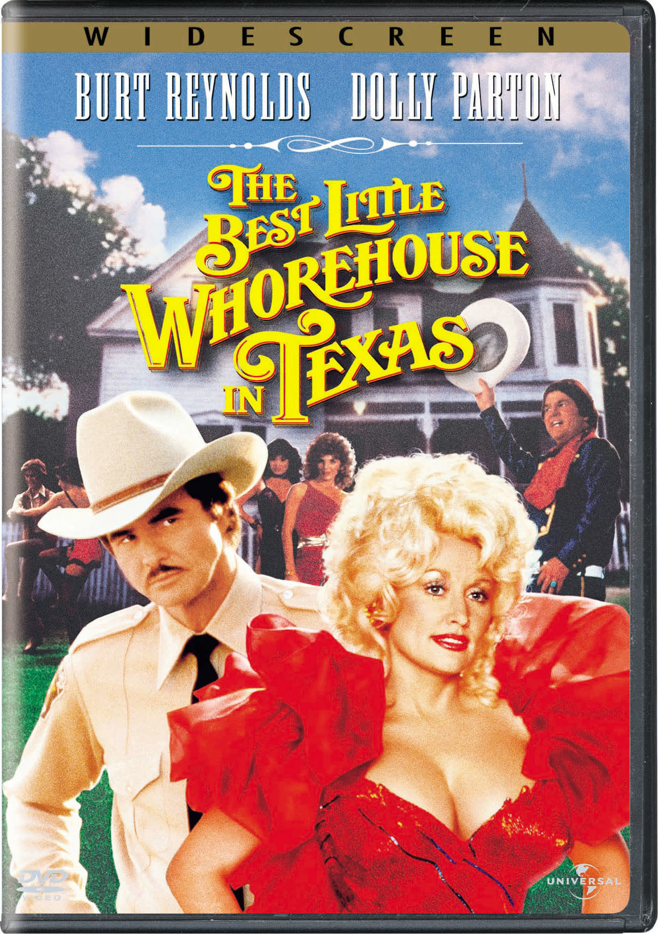 The Best Little Whorehouse in Texas (1982) (Widescreen) [DVD]