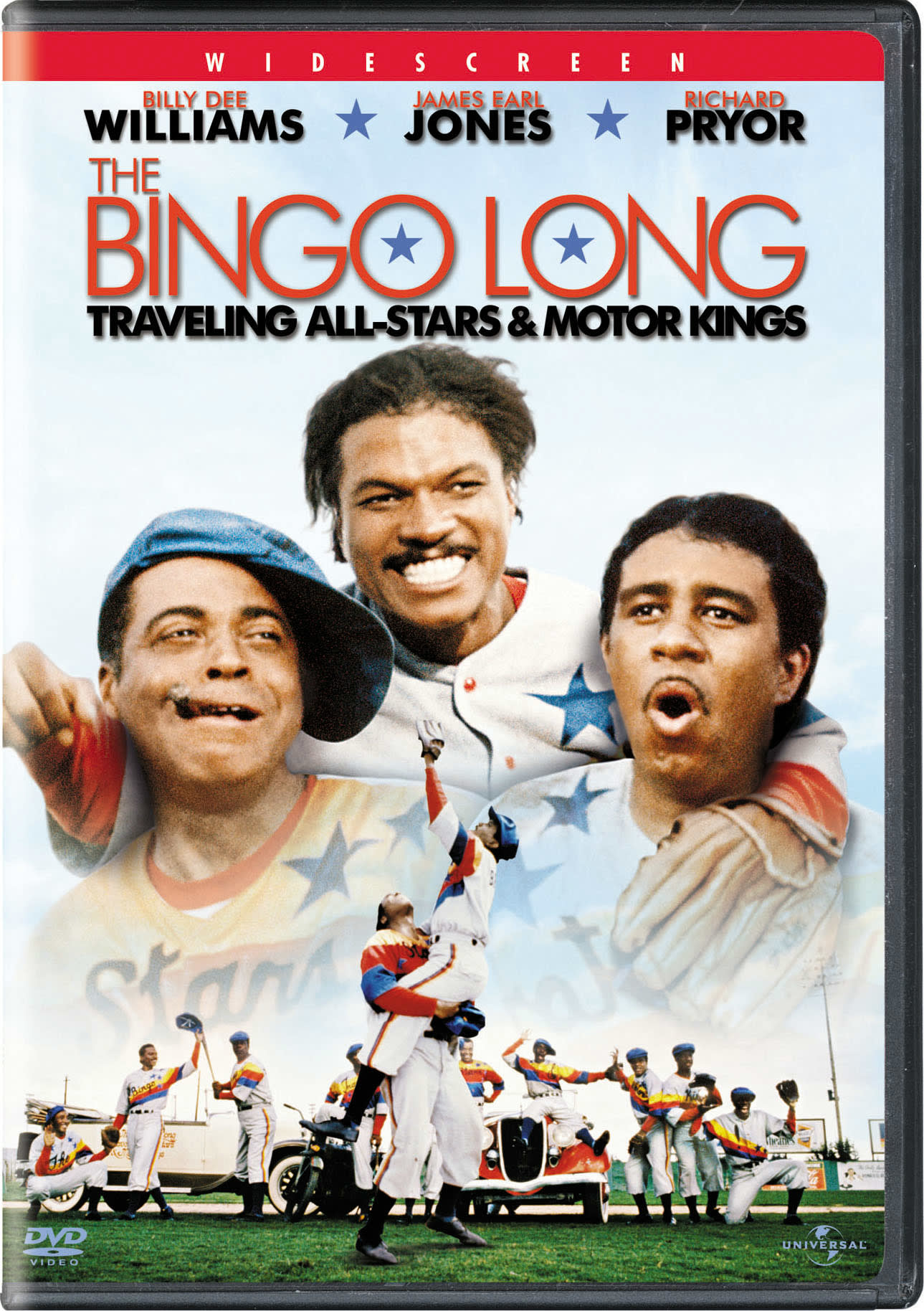 The Bingo Long Traveling All Stars and Motor Kings [DVD]