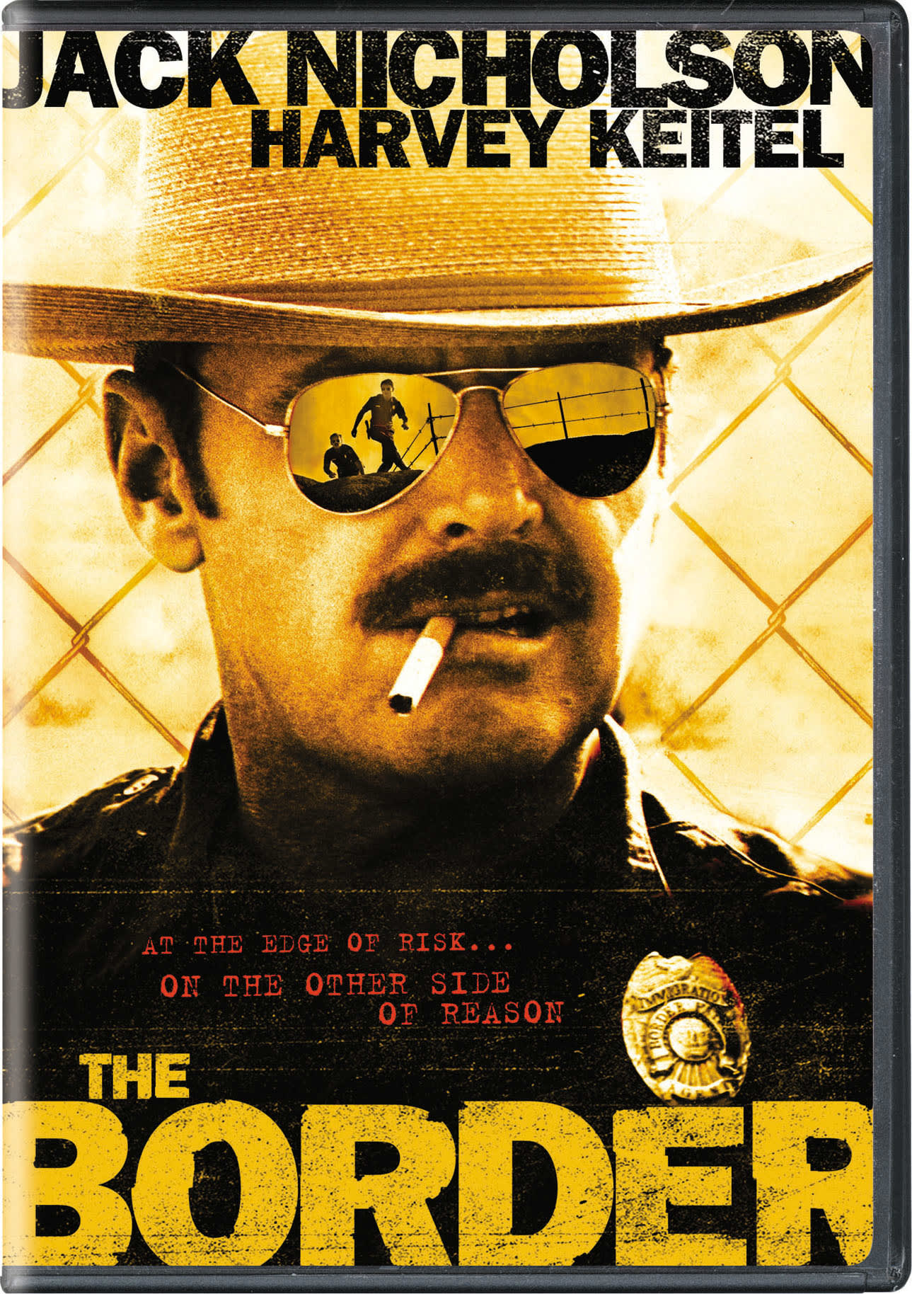 The Border [DVD]