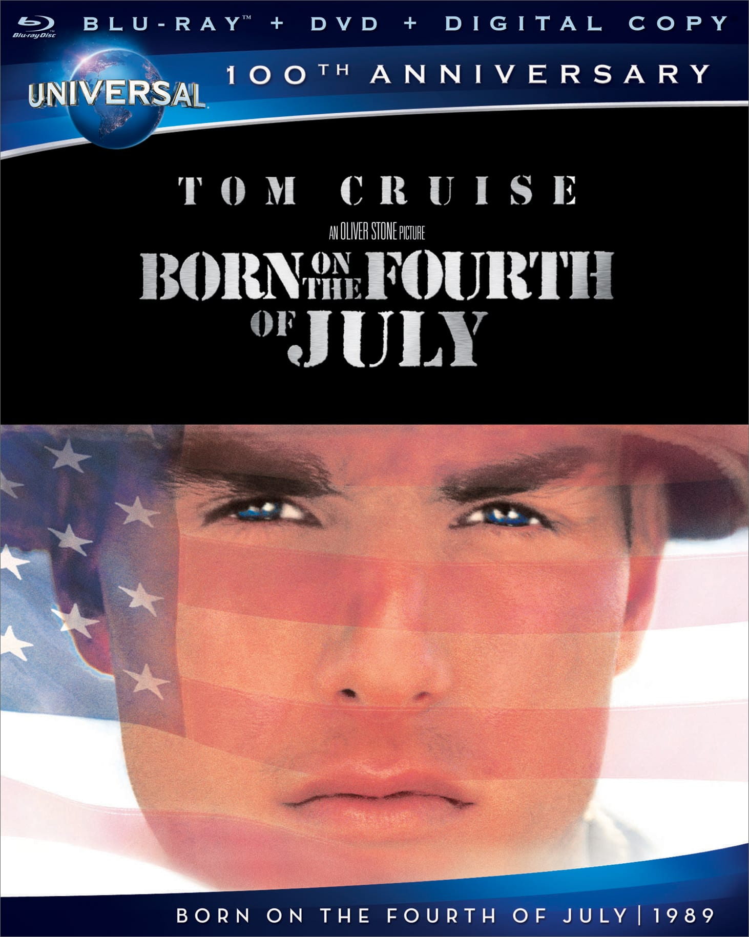 Born On the Fourth of July (Digital) [Blu-ray]