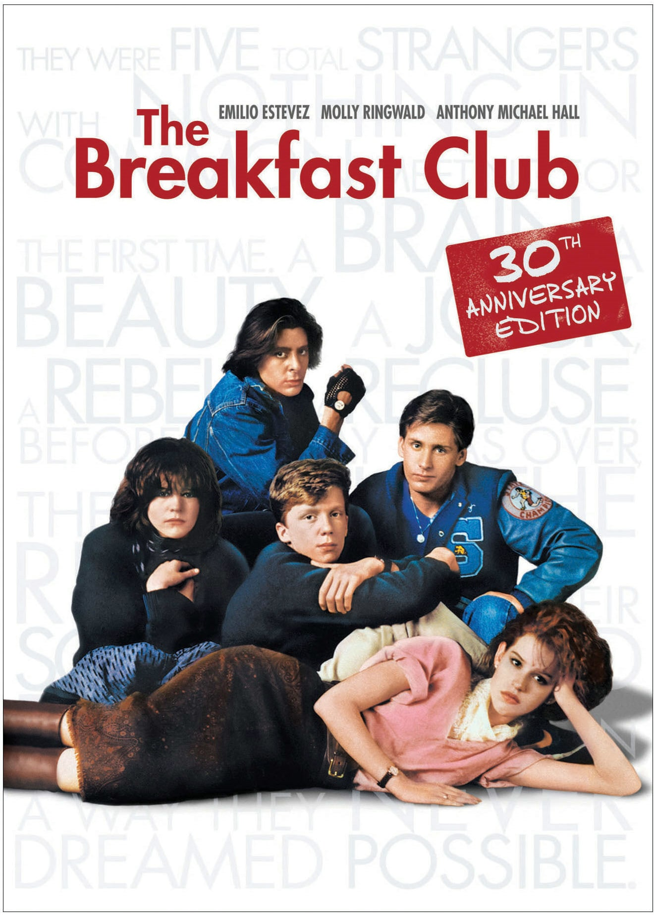 The Breakfast Club (30th Anniversary Edition) [DVD]