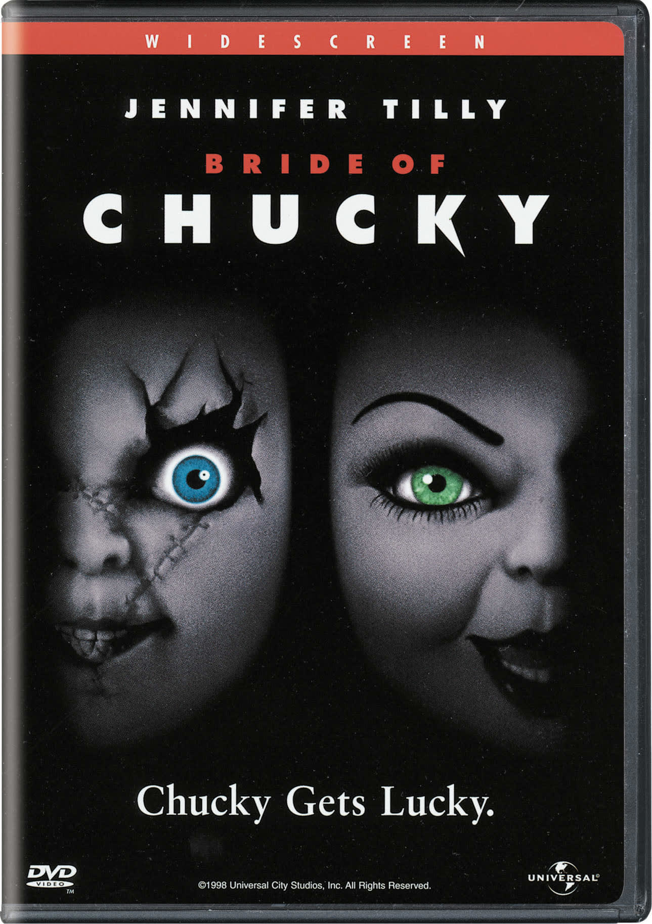 Bride of Chucky [DVD]