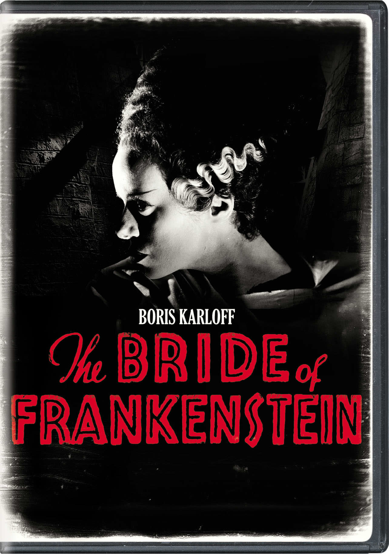 The Bride of Frankenstein [DVD]