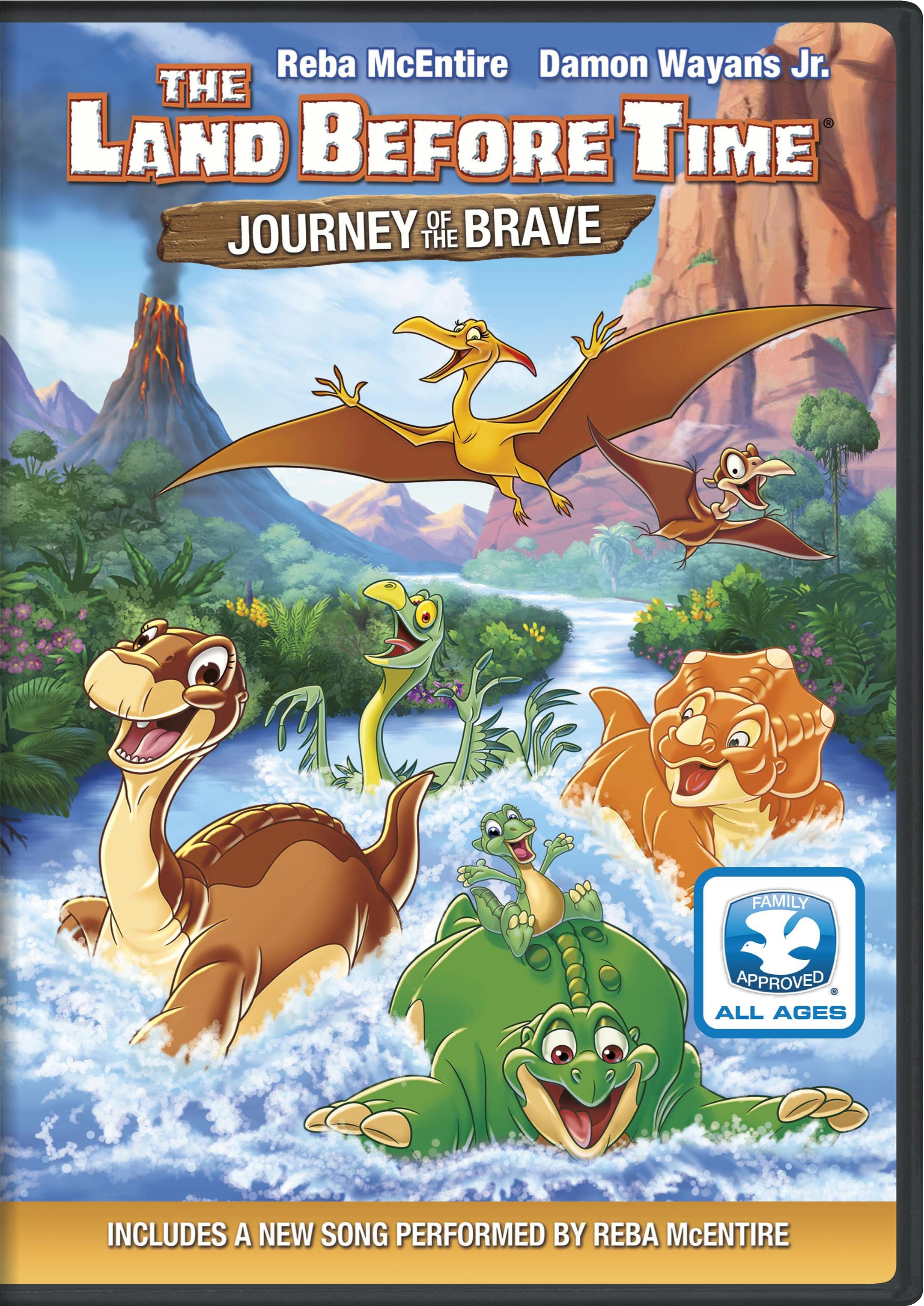 The Land Before Time  - Journey of the Brave [DVD]