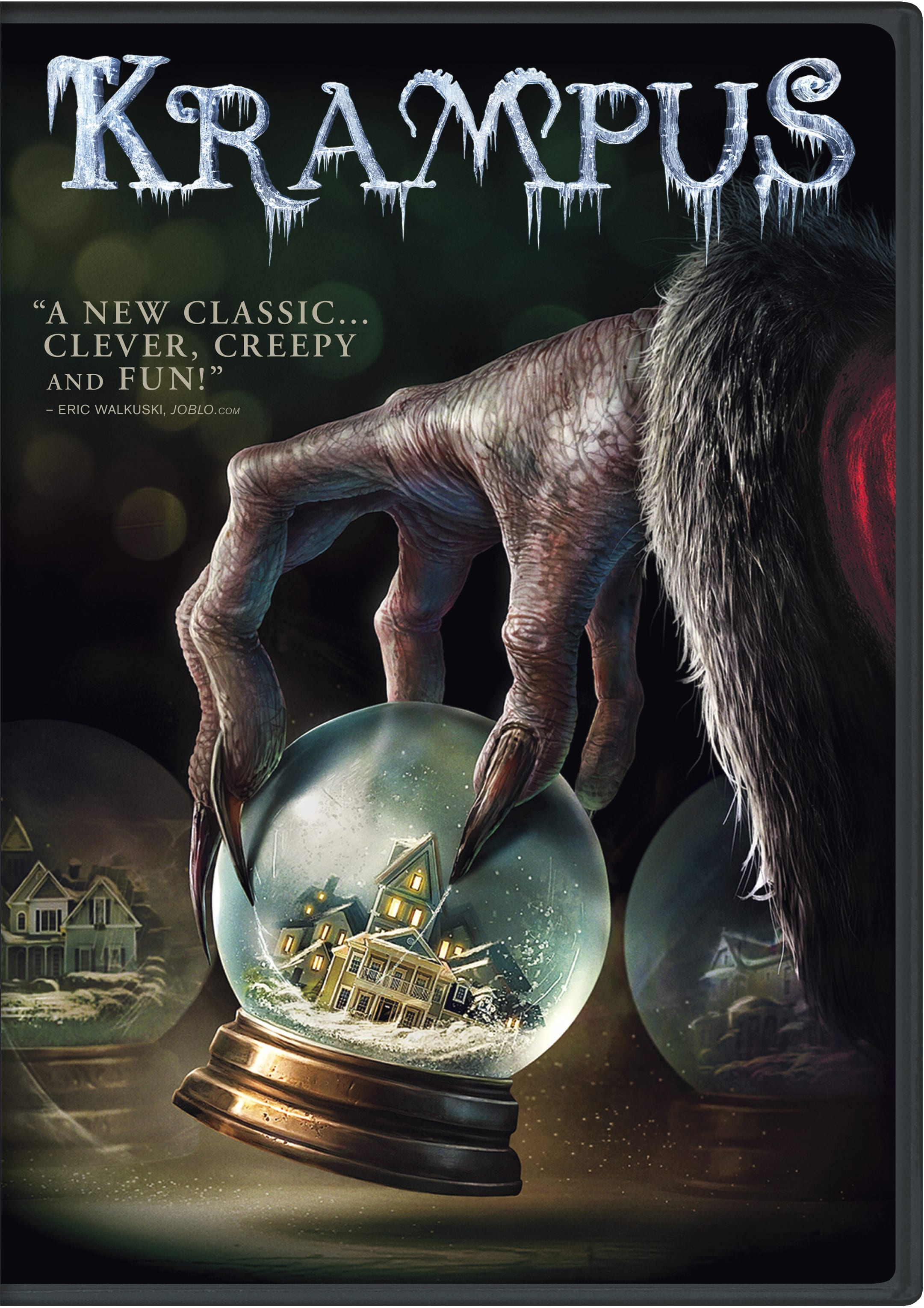 Krampus [DVD]