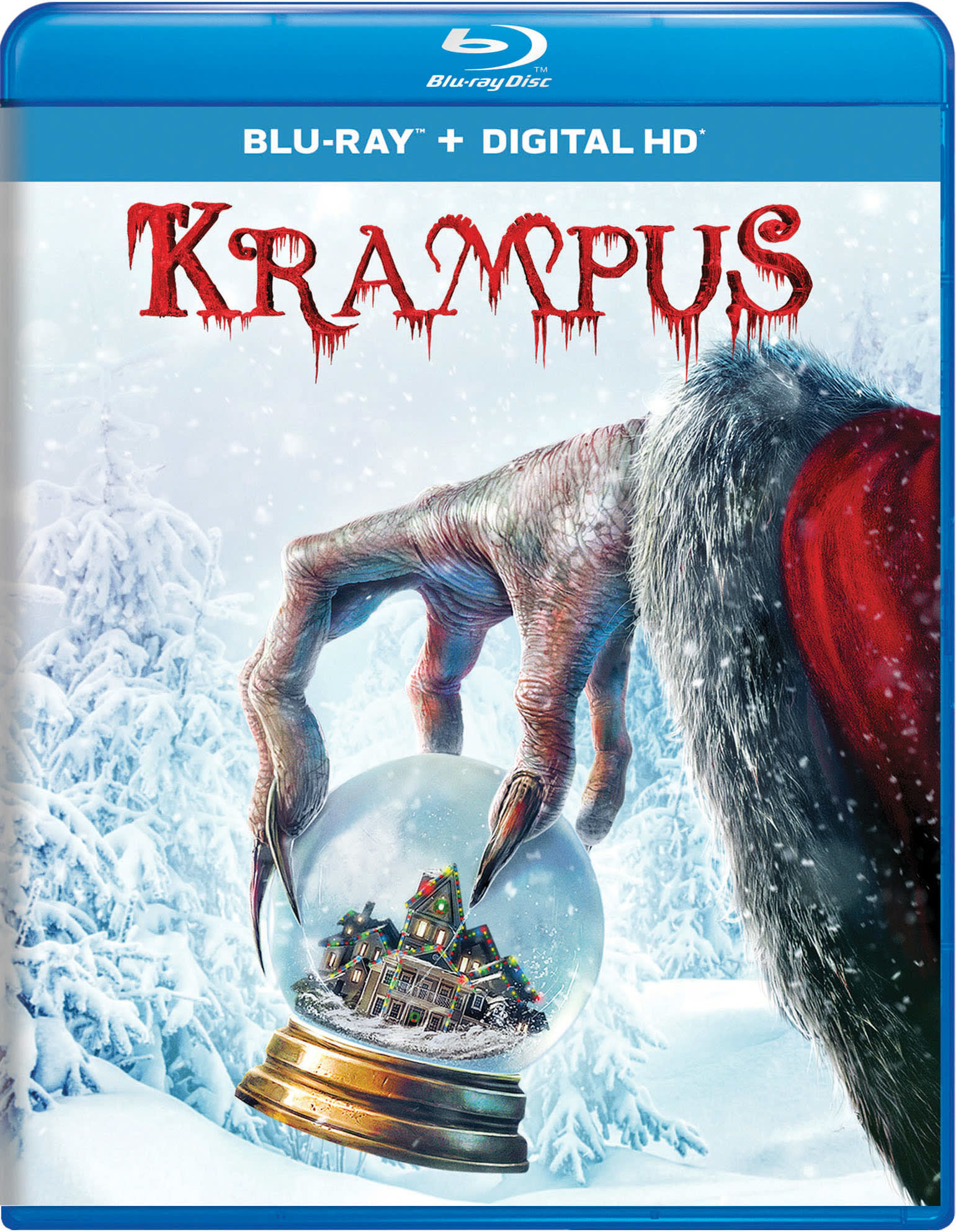 Krampus (Digital) [Blu-ray]