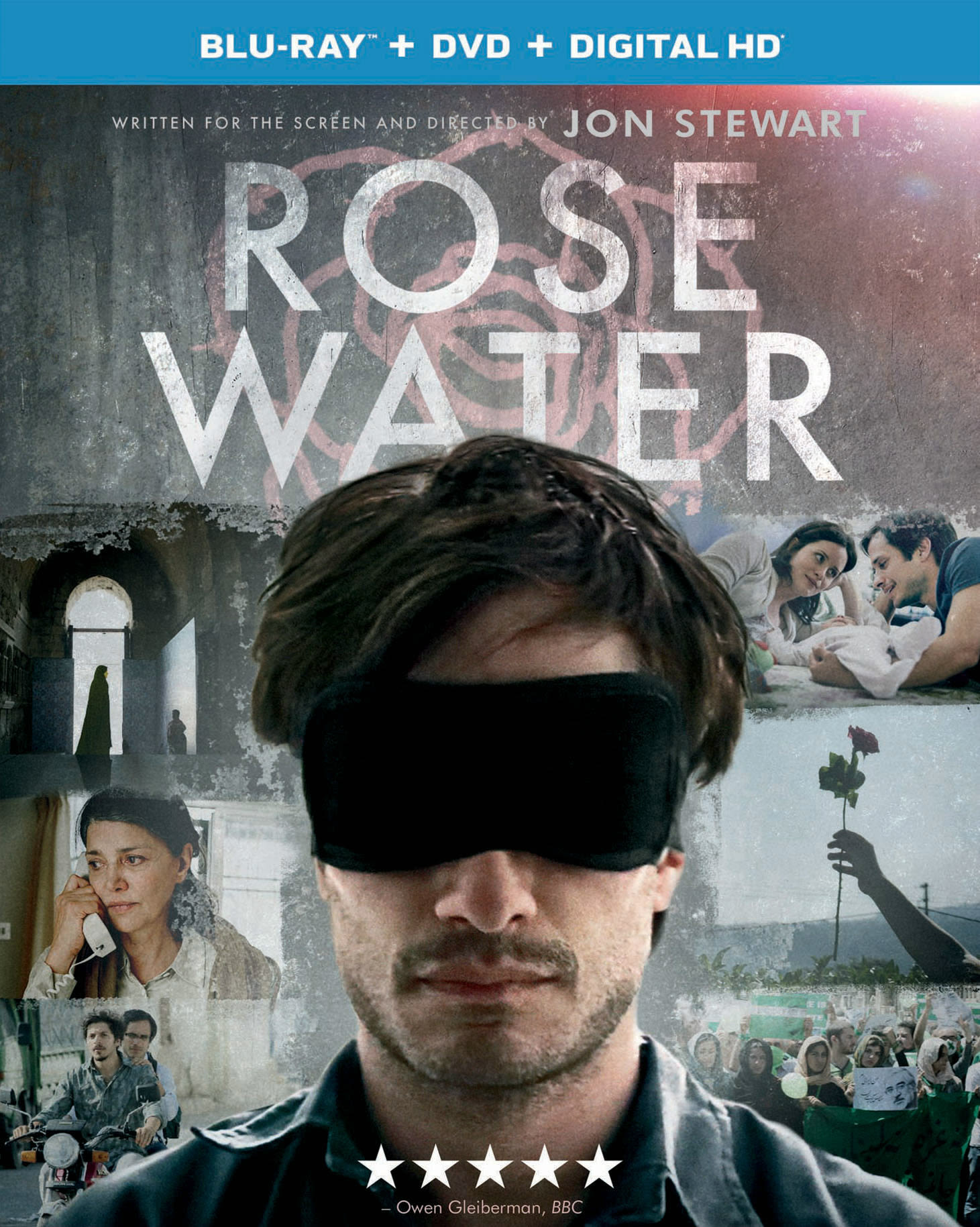 Rosewater (DVD + Digital) [Blu-ray]