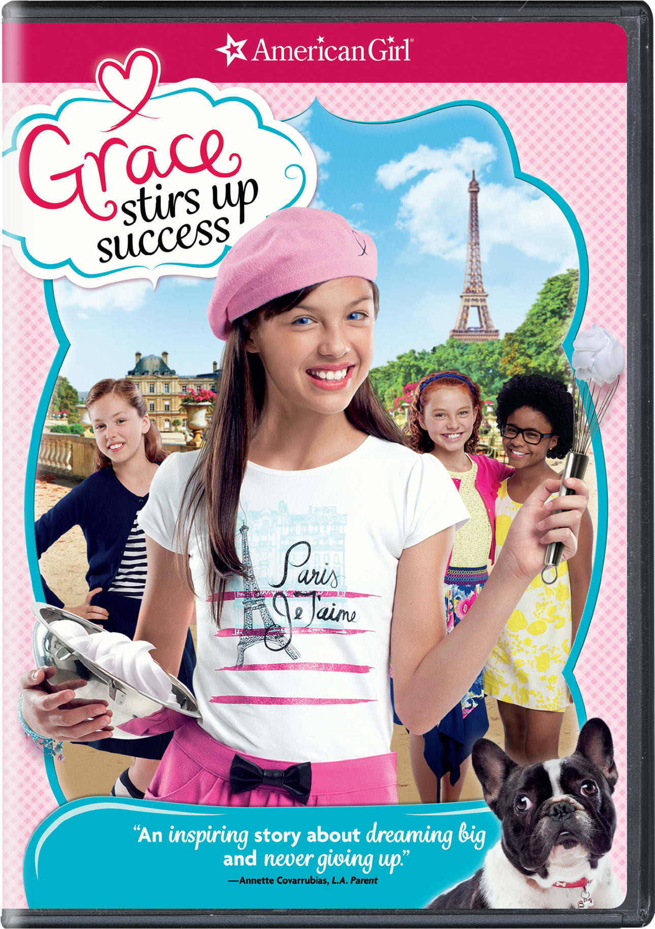 American Girl: Grace Stirs Up Success [DVD]