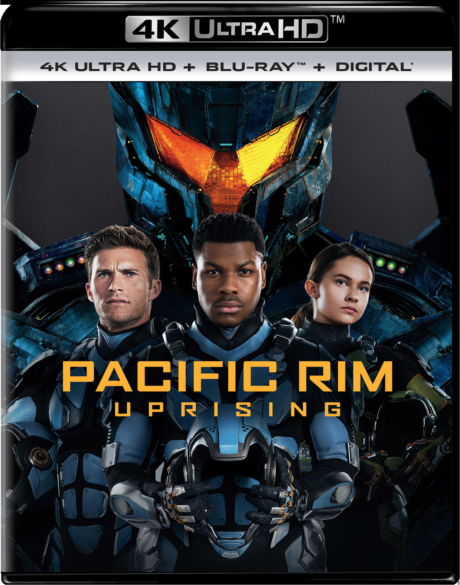 Pacific Rim - Uprising (4K Ultra HD) [UHD]