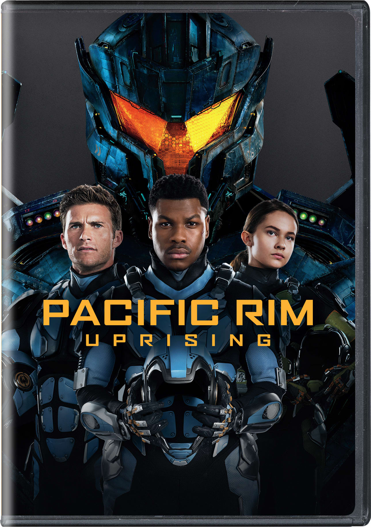 Pacific Rim - Uprising [DVD]