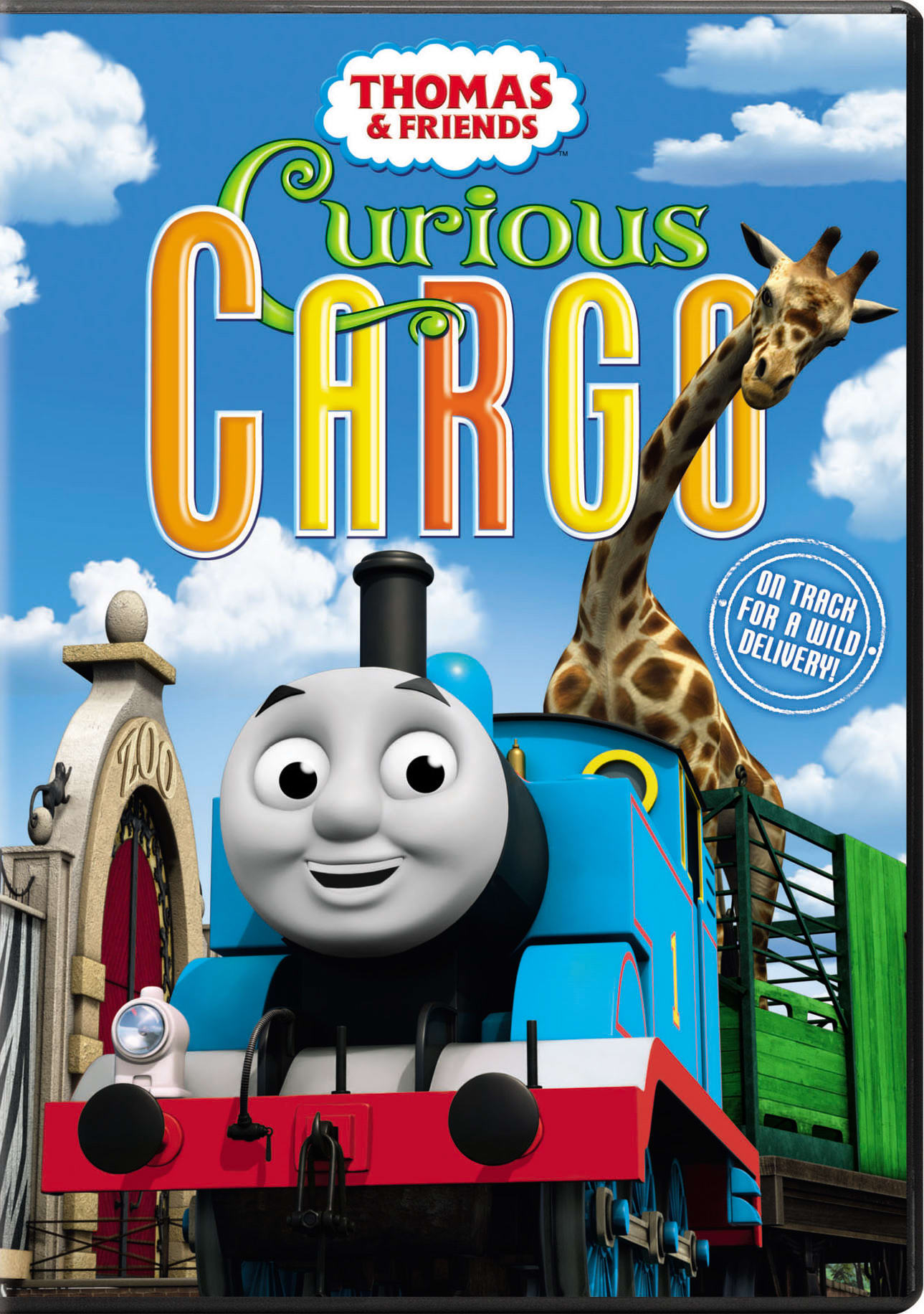 Thomas & Friends: Curious Cargo [DVD]