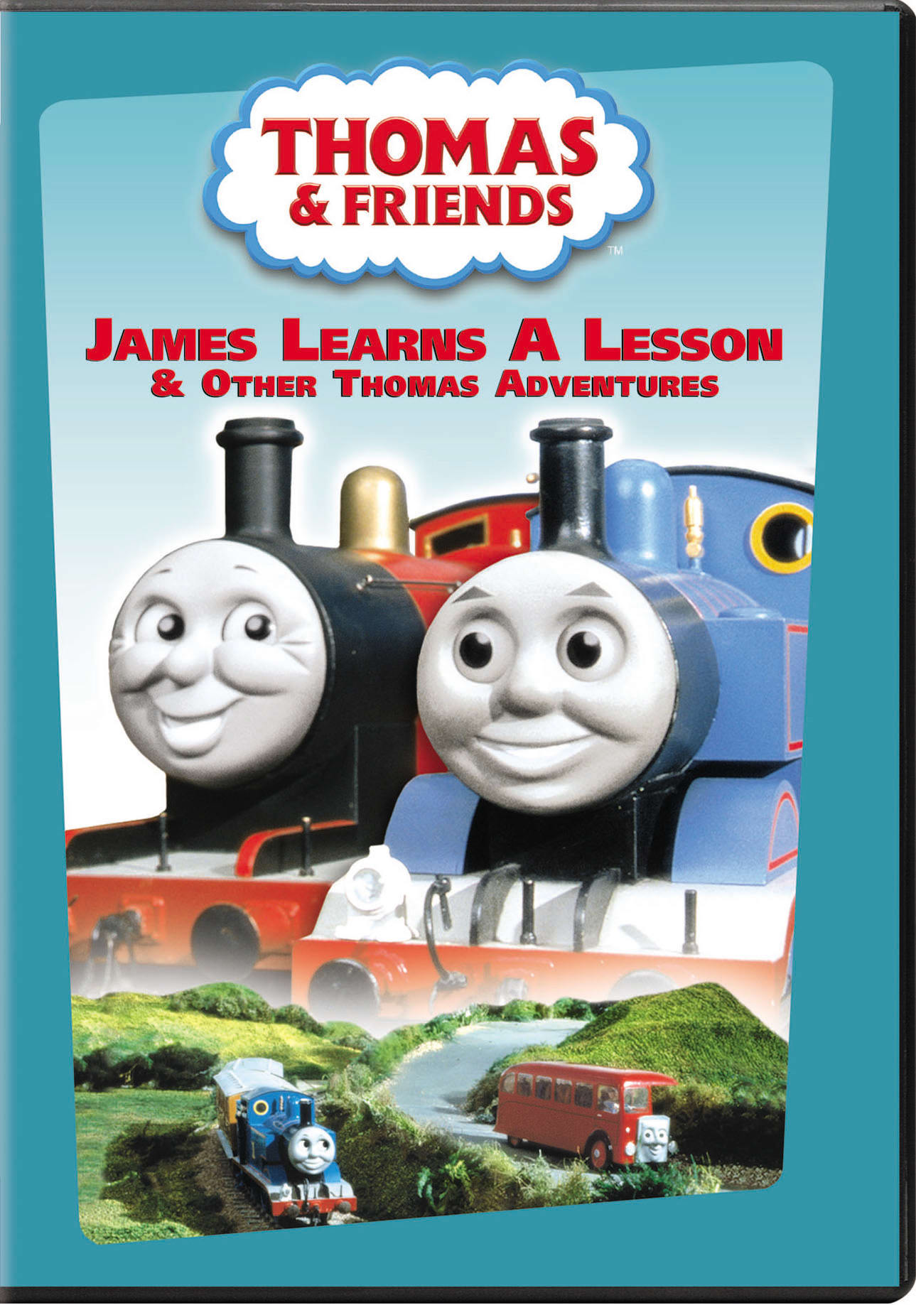 Thomas & Friends: James Learns a Lesson [DVD]