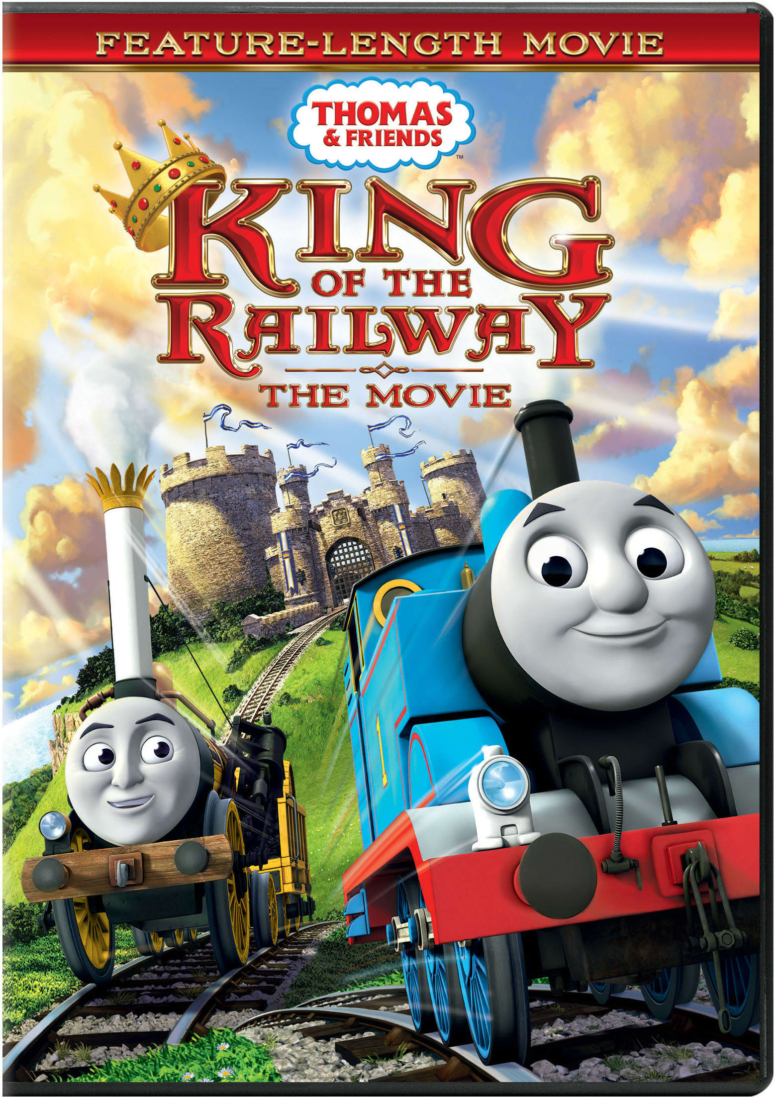 Thomas & Friends: King of the Railway - The Movie [DVD]