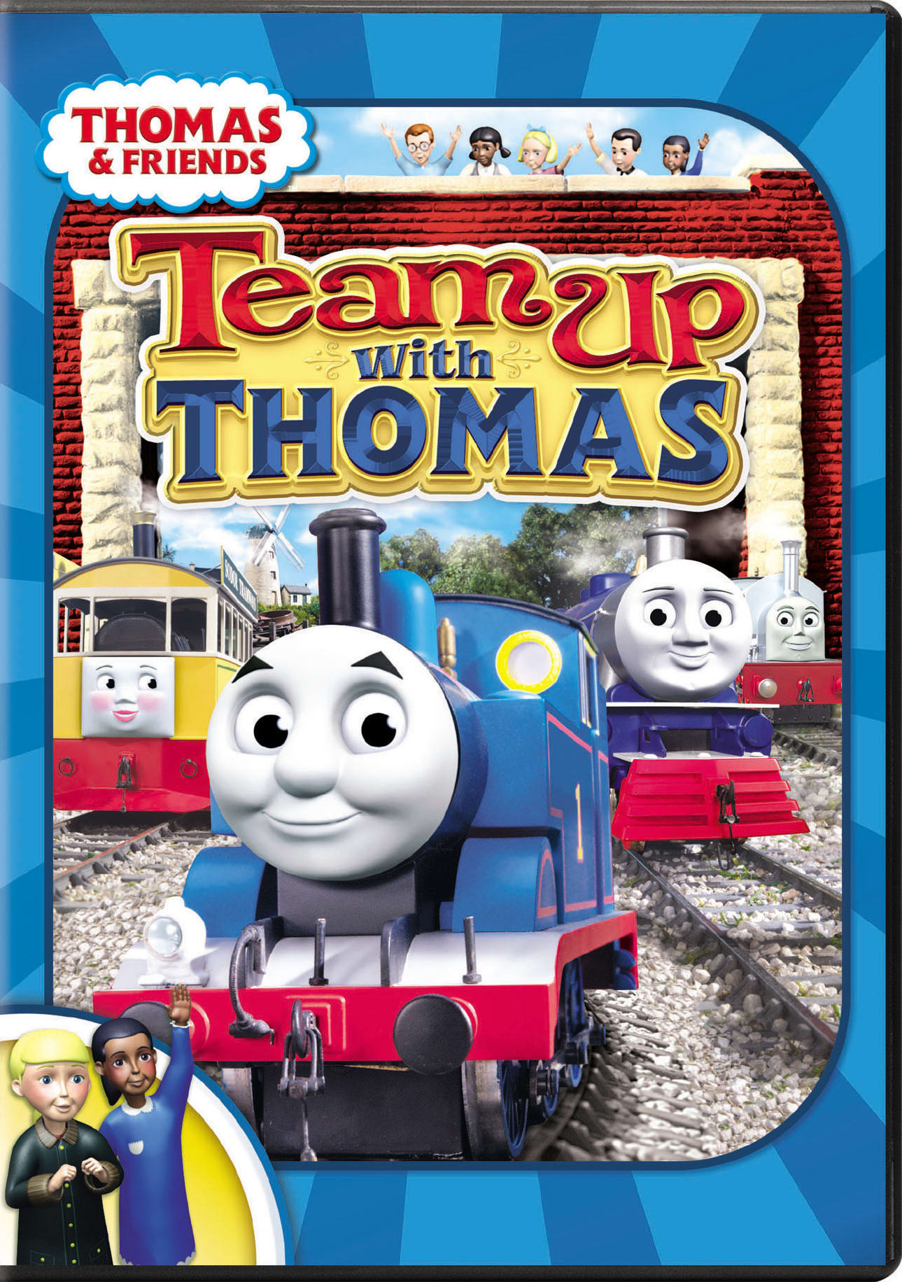Thomas & Friends: Team Up With Thomas [DVD]