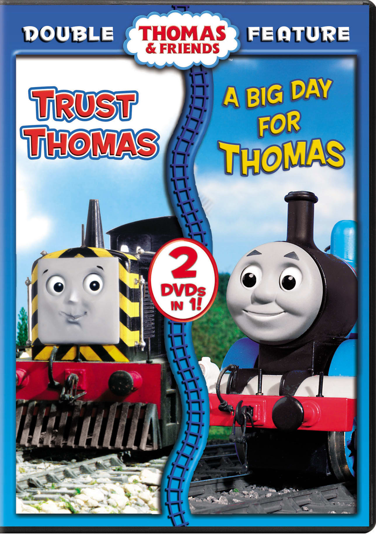Thomas & Friends: Trust Thomas/A Dig Day for Thomas [DVD]