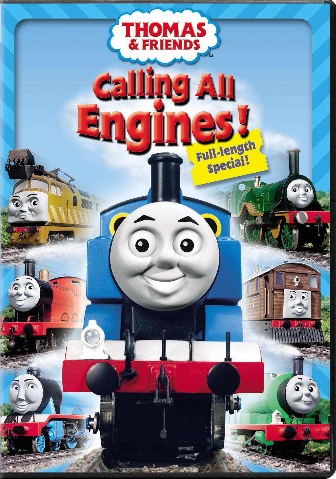 Thomas & Friends: Calling All Engines [DVD]