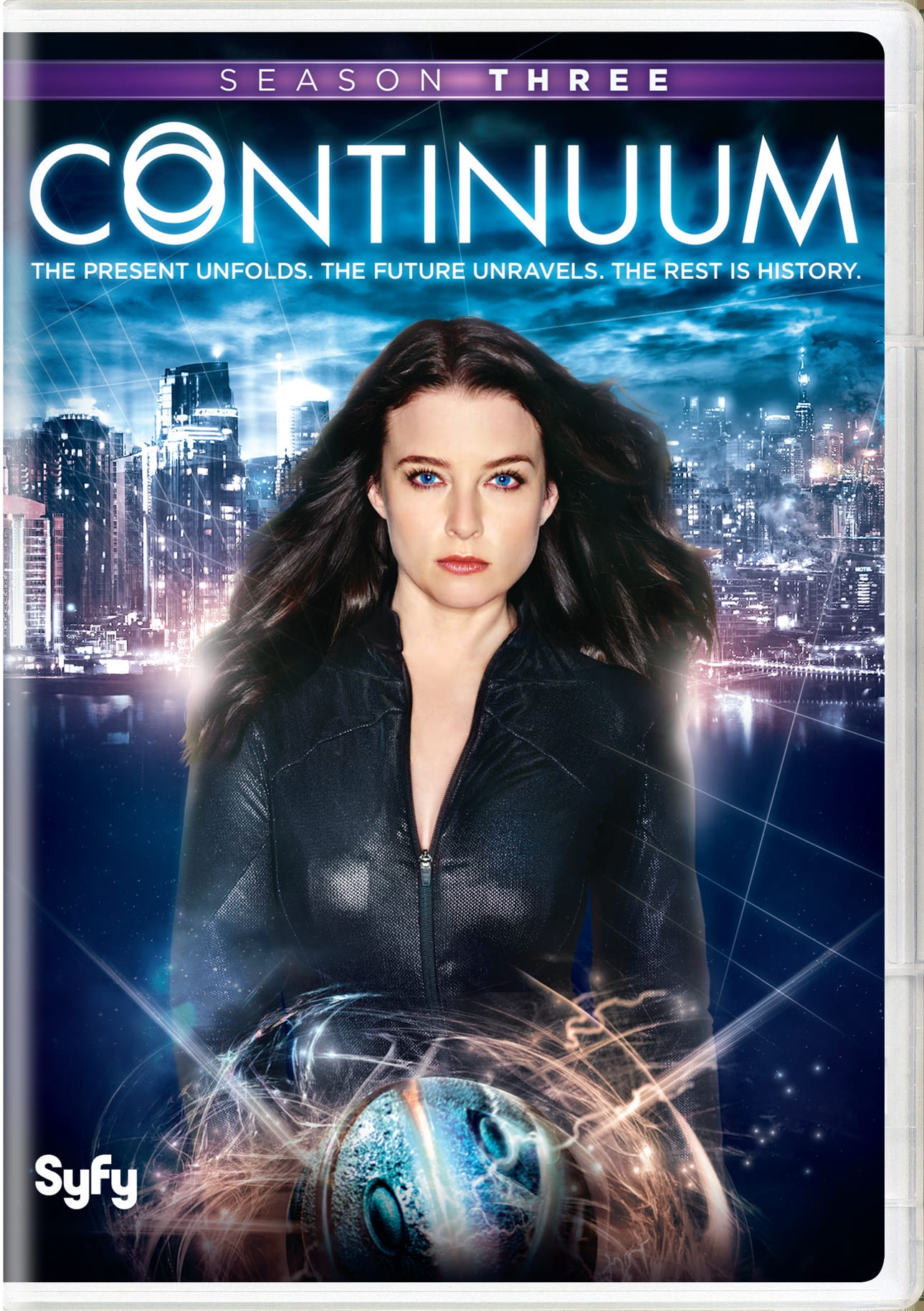 Continuum: Season Three [DVD]