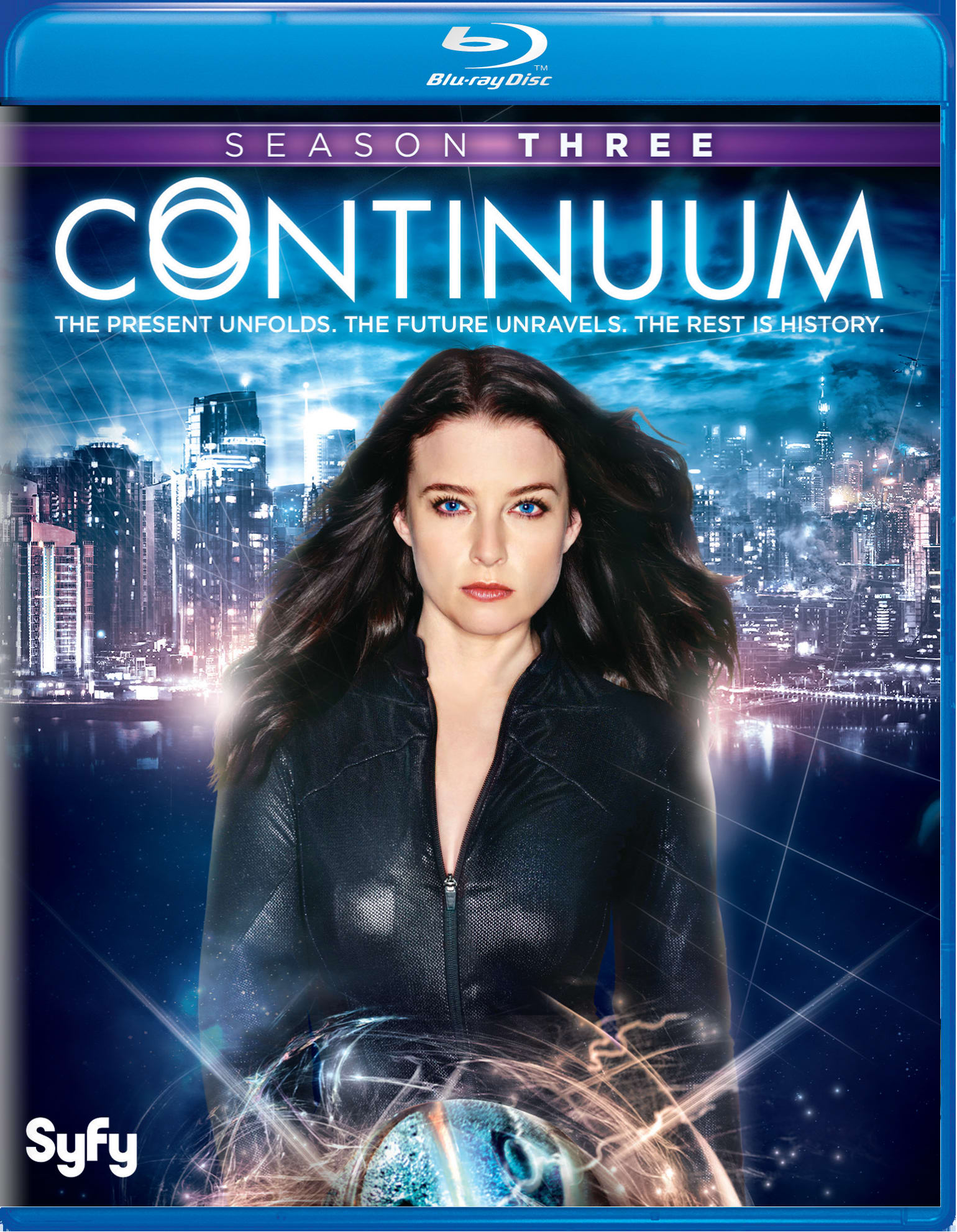 Continuum: Season Three [Blu-ray]