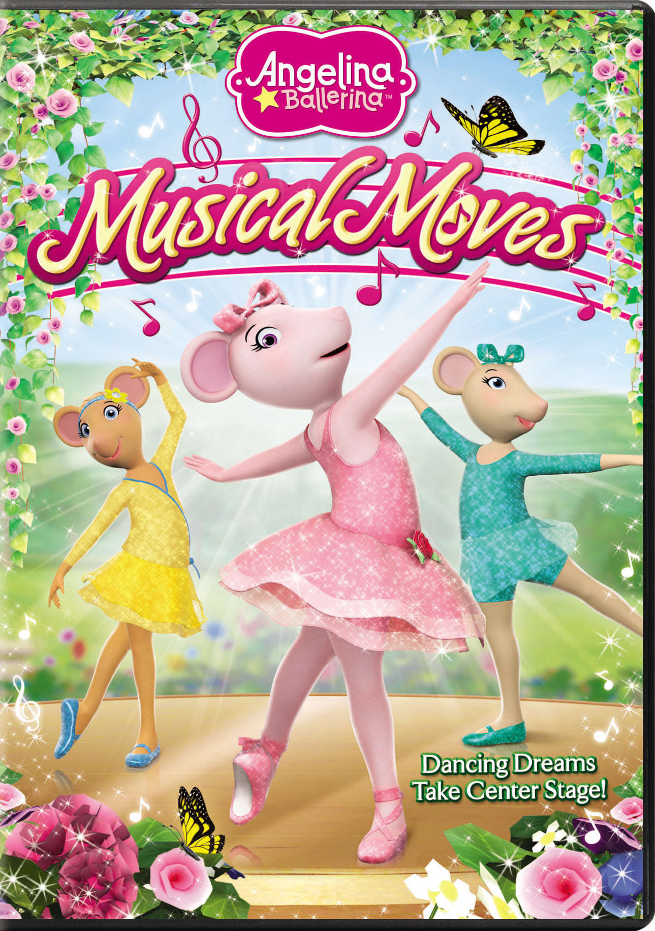 Angelina Ballerina: Musical Moves [DVD]