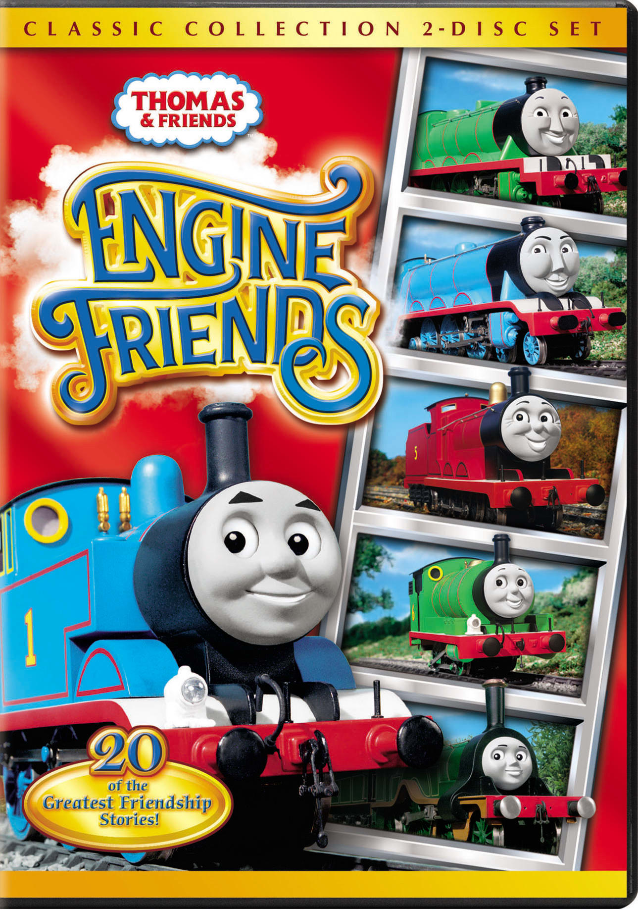 Thomas & Friends: Engine Friends [DVD]