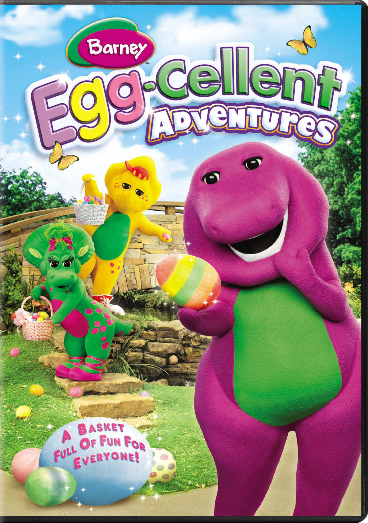 Barney: Egg-cellent Adventures [DVD]