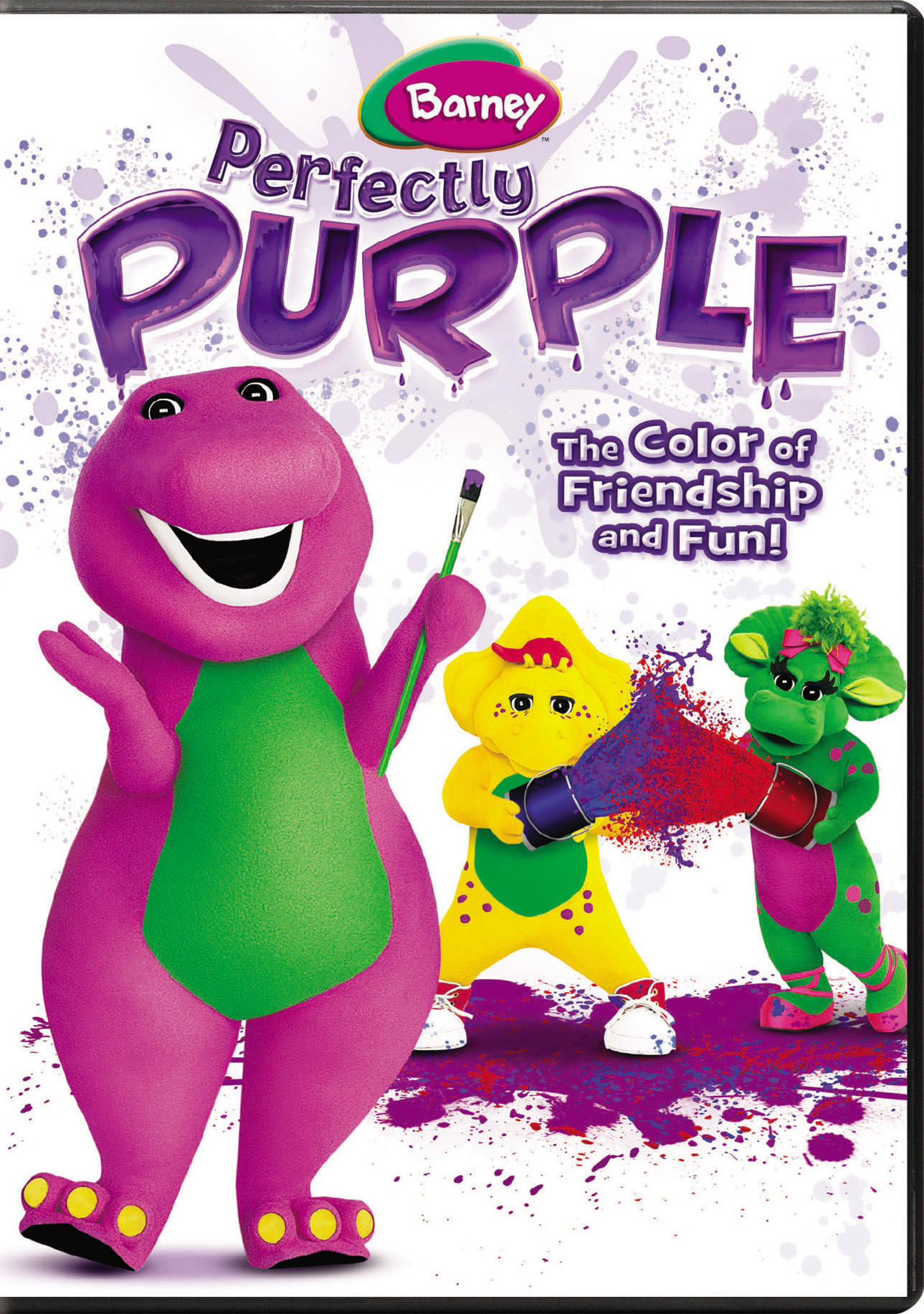 Barney: Perfectly Purple [DVD]