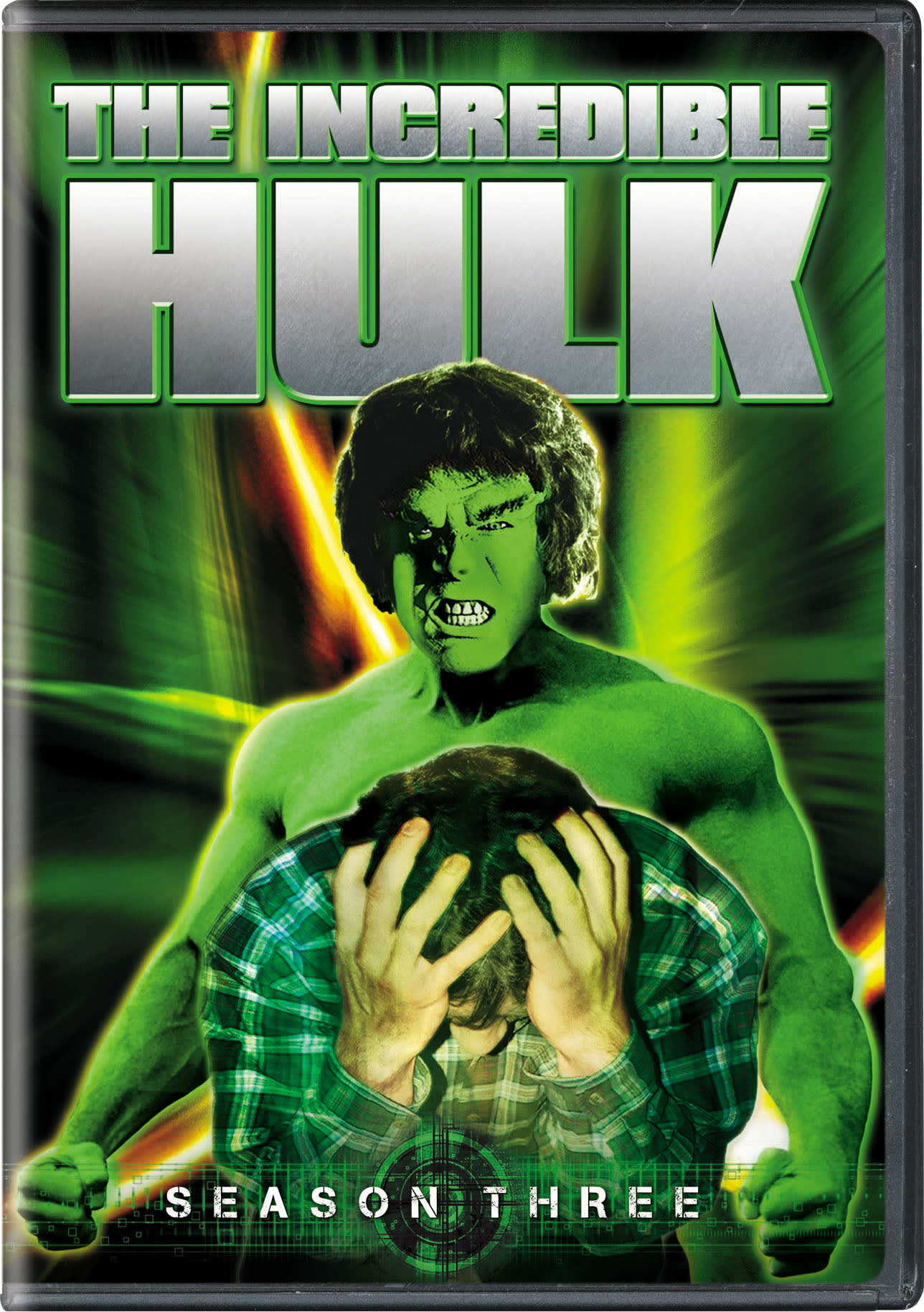 The Incredible Hulk: The Complete Third Season [DVD]