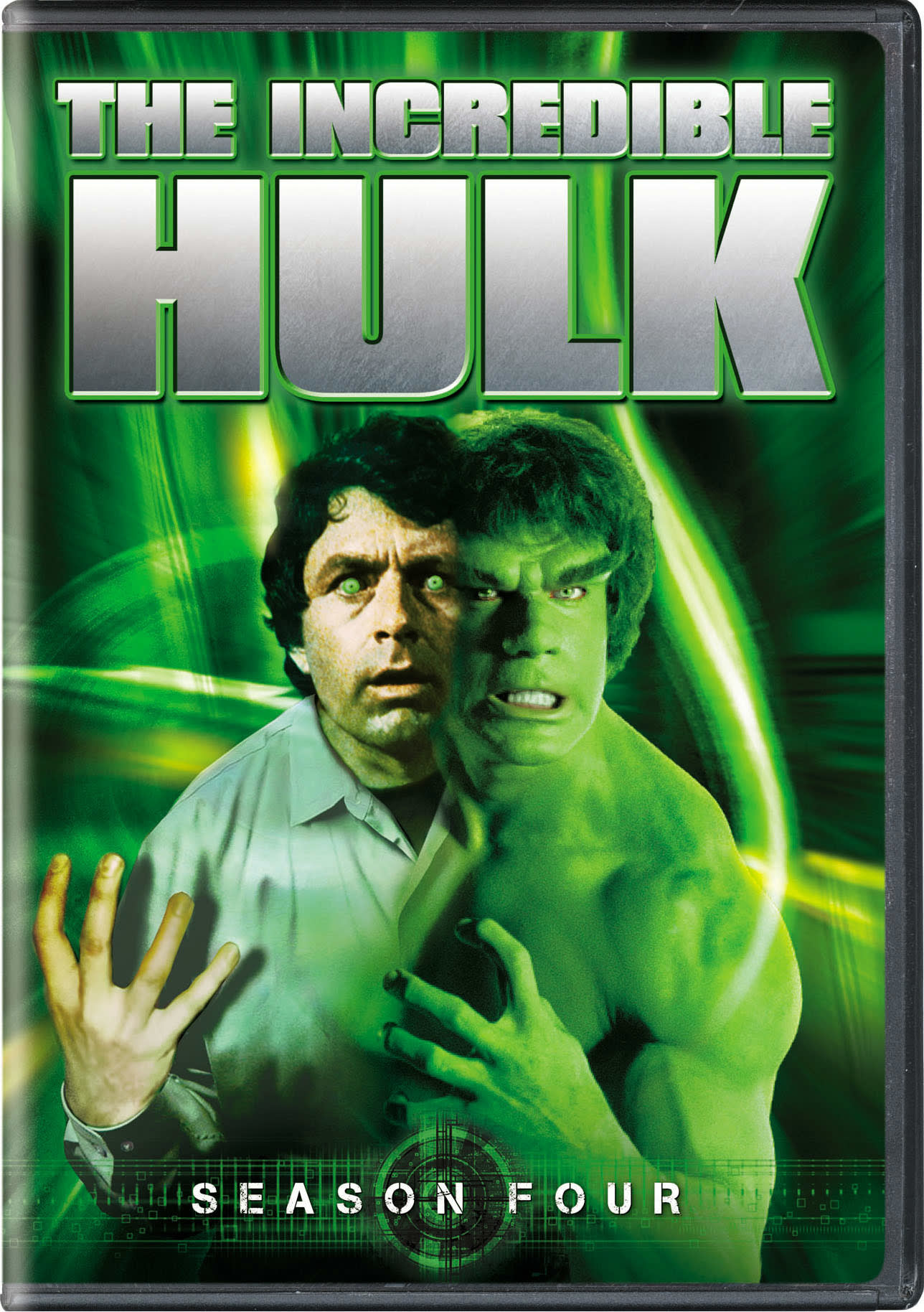 The Incredible Hulk: The Complete Fourth Season [DVD]