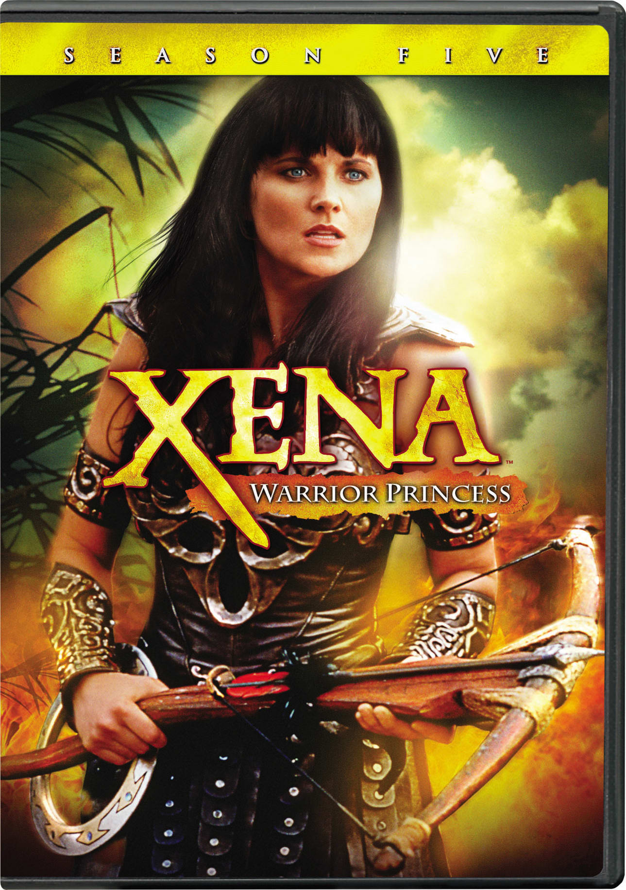 Xena - Warrior Princess: Complete Season 5 [DVD]