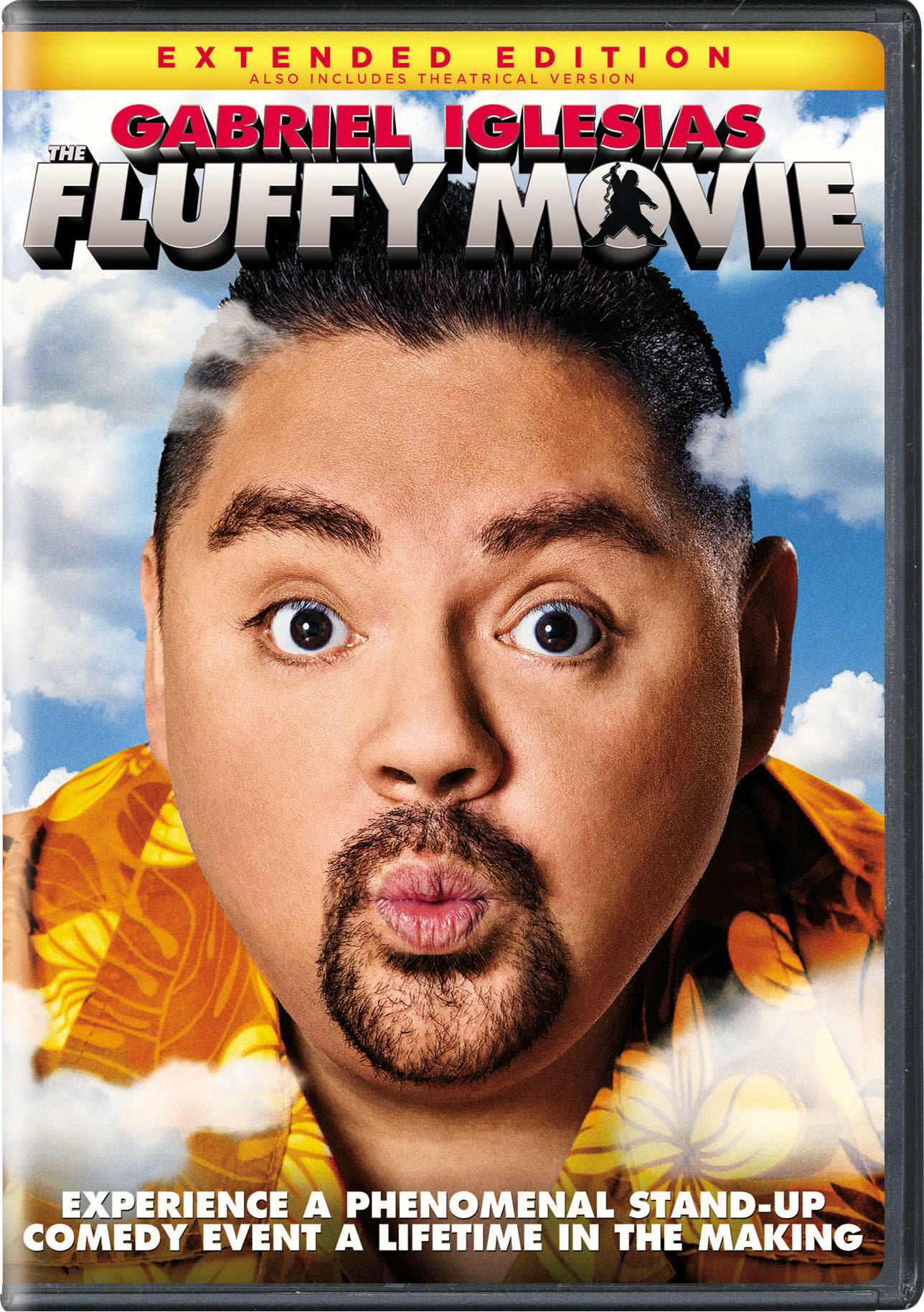 The Fluffy Movie [DVD]