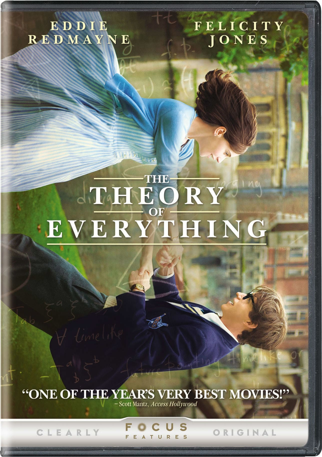 The Theory of Everything [DVD]