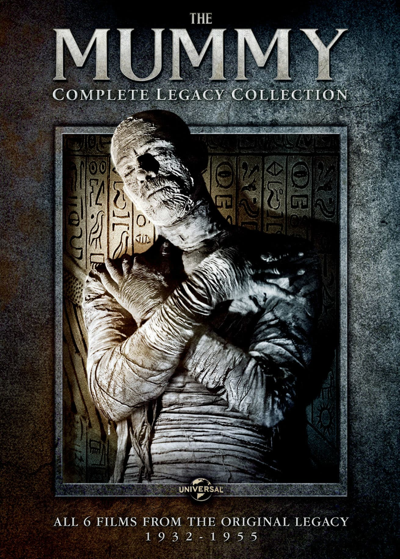 The Mummy: Complete Legacy Collection [DVD]
