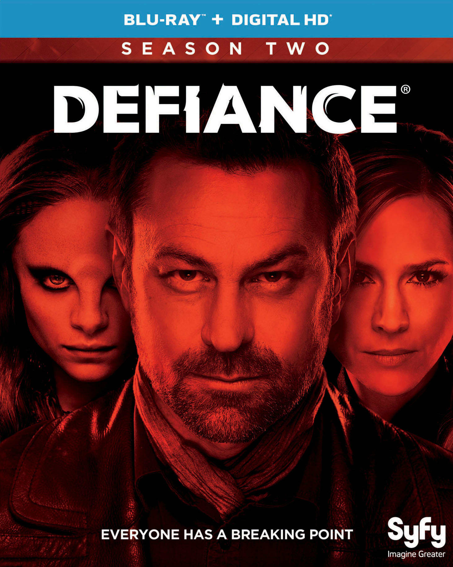 Defiance: Season 2 [Blu-ray]