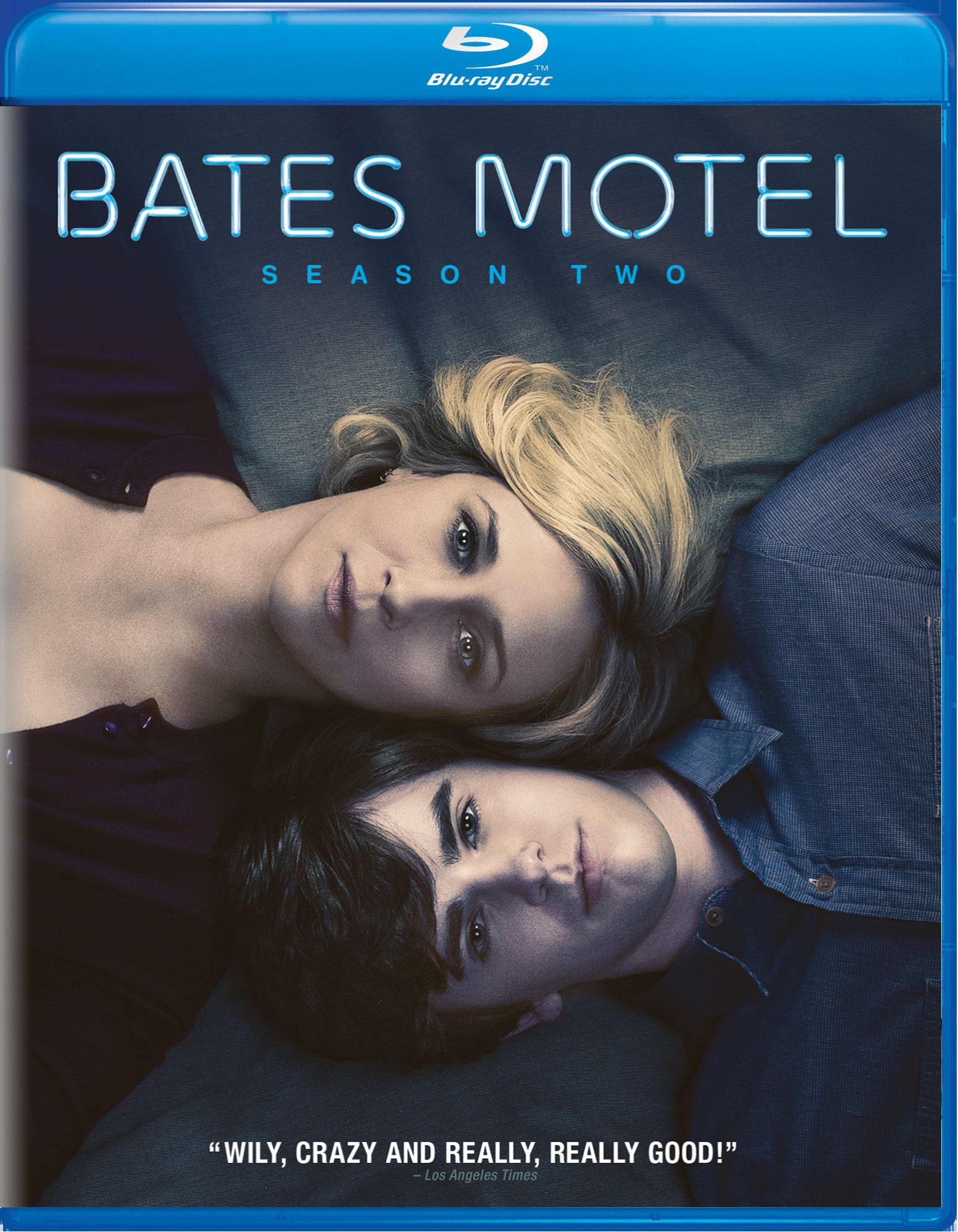 Bates Motel: Season Two [Blu-ray]