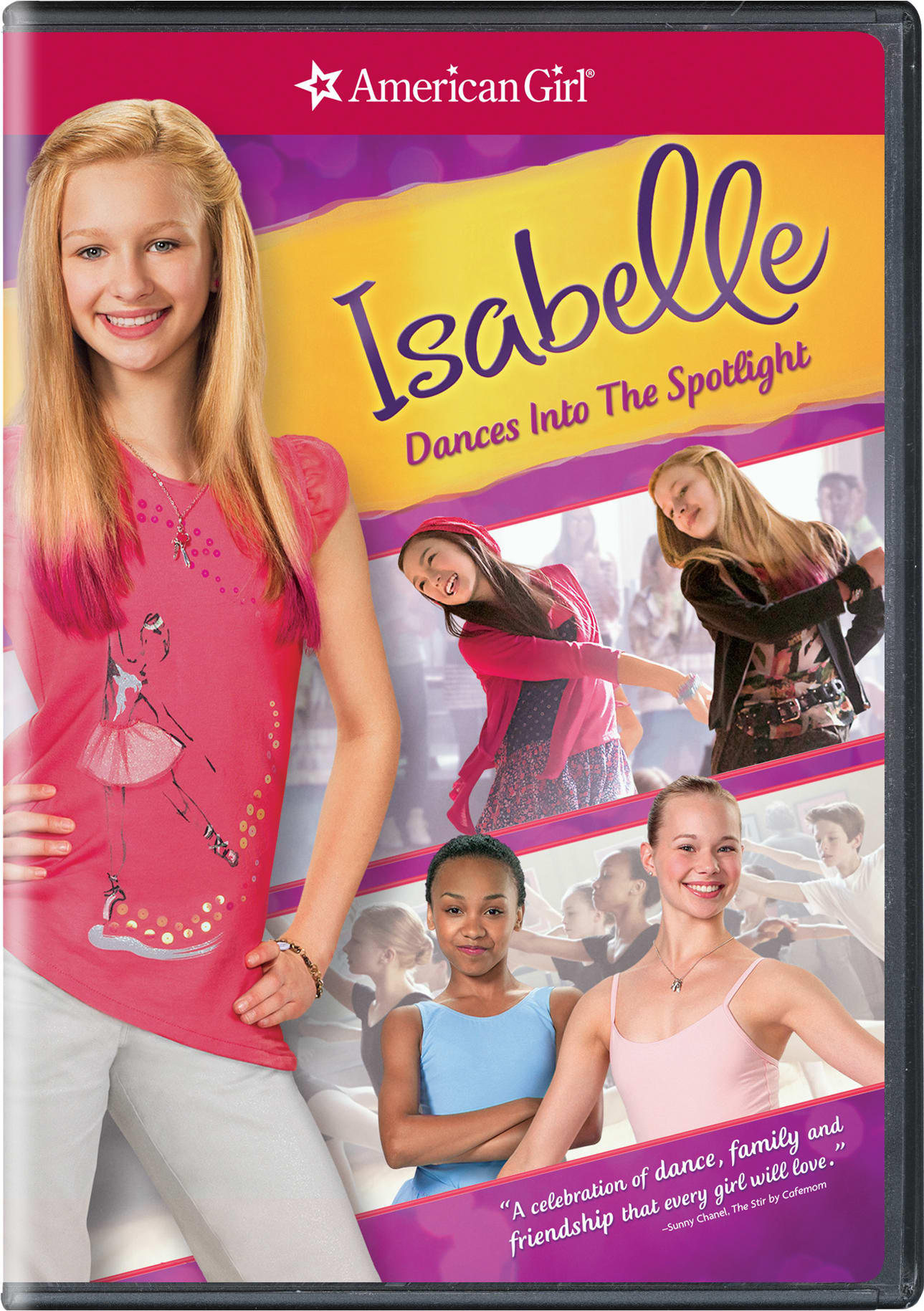 American Girl: Isabelle Dances Into the Spotlight [DVD]