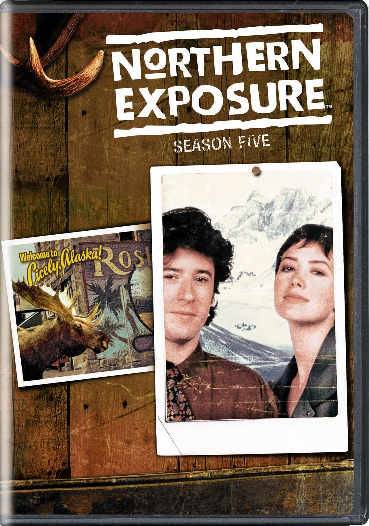 Northern Exposure: Season 5 [DVD]