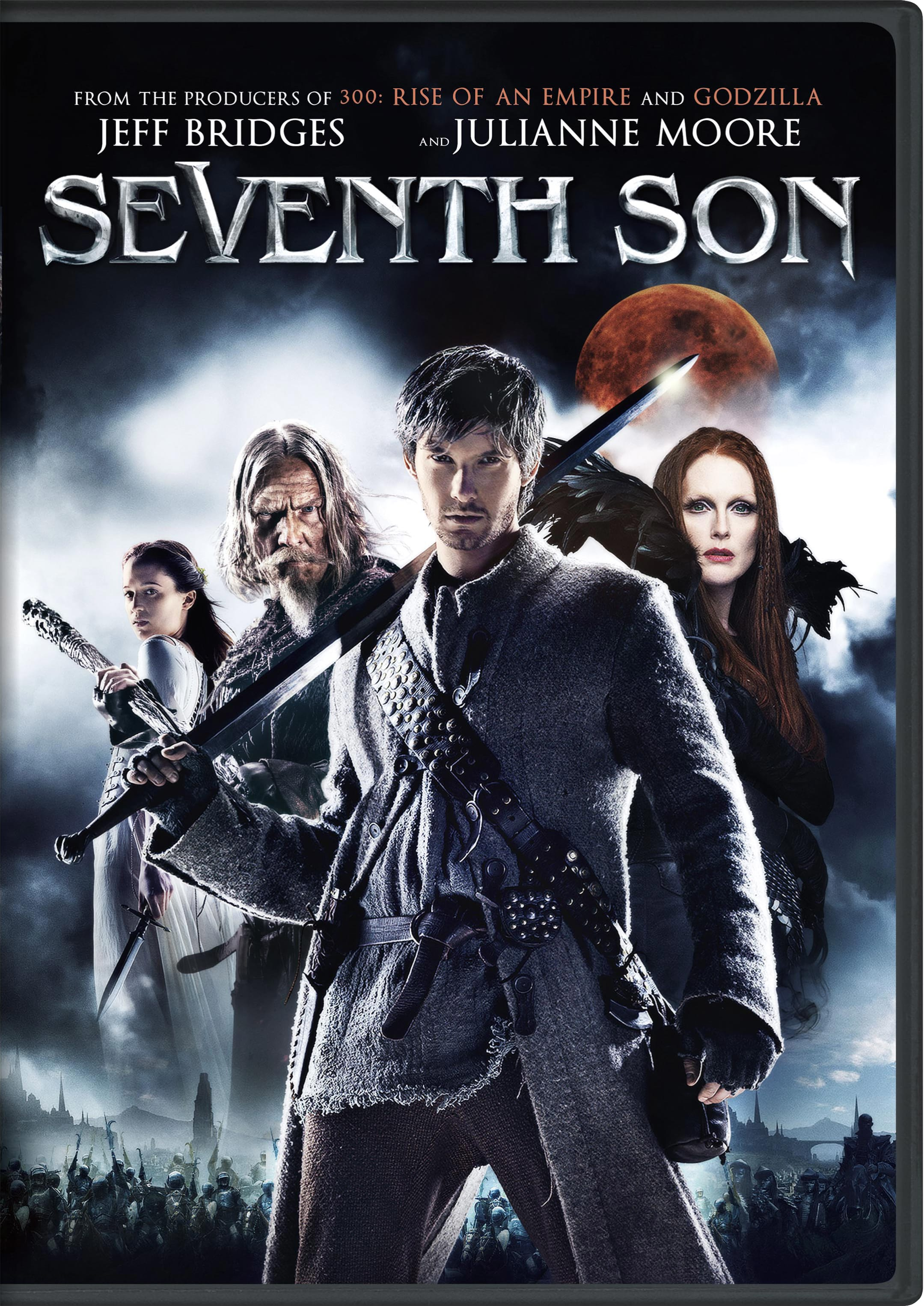 Seventh Son [DVD]