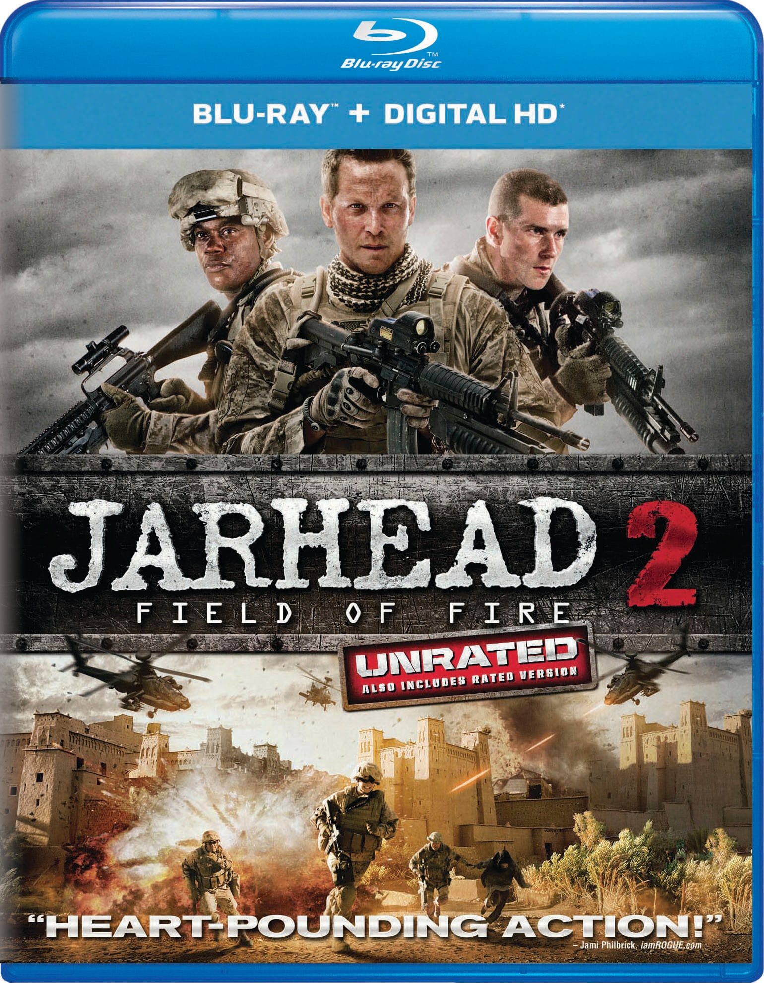 Jarhead 2 - Field of Fire [Blu-ray]