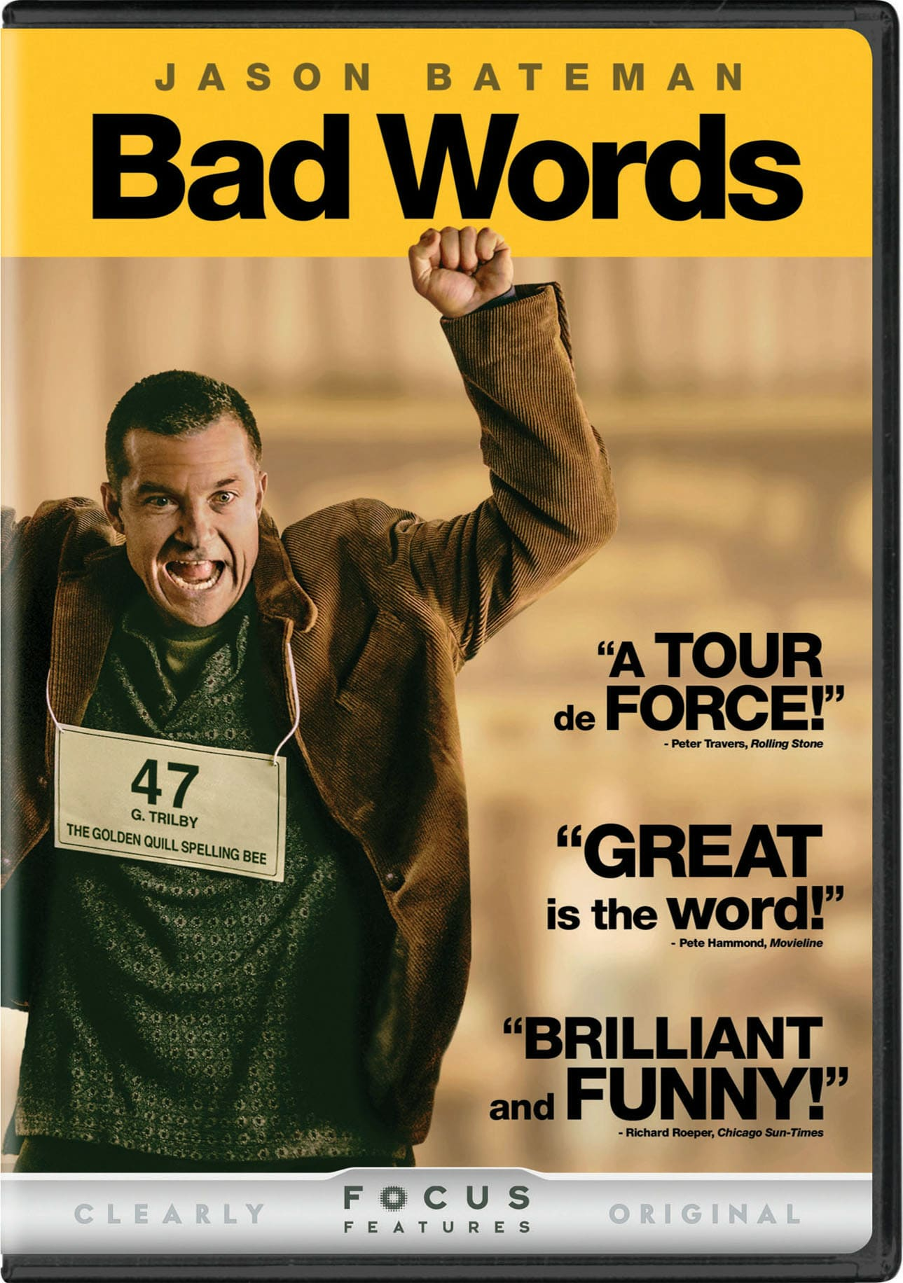 Bad Words [DVD]