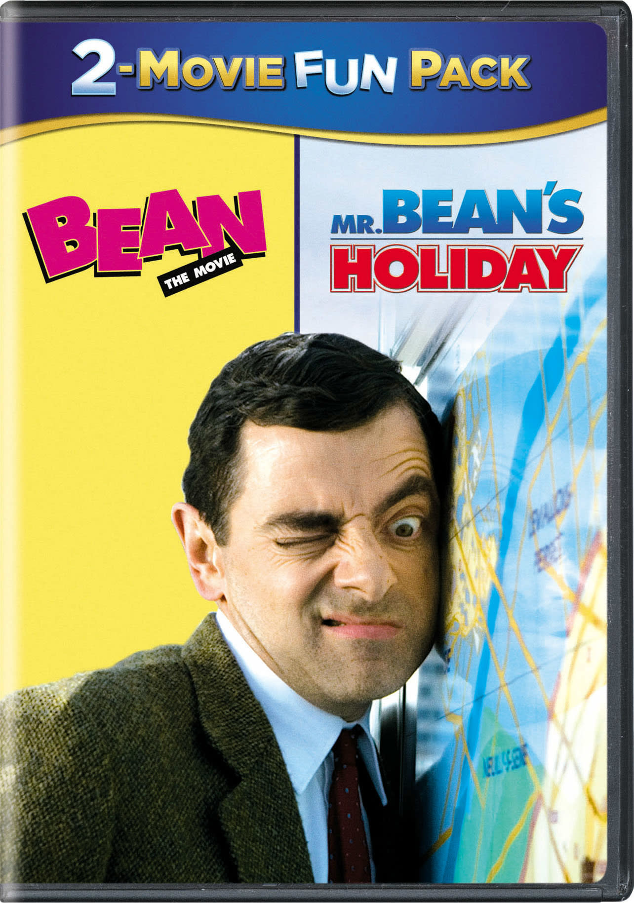 Bean/Mr Bean On Holiday [DVD]
