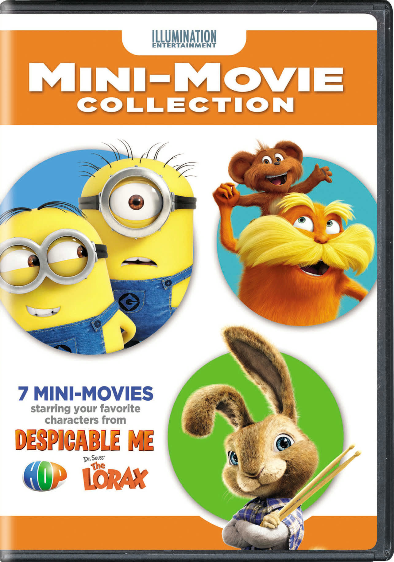 Illumination 7 Mini-Movie Collection [DVD]