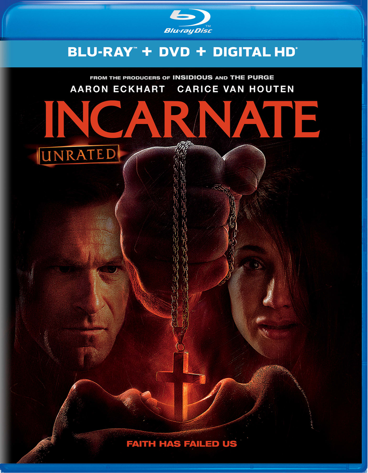 Incarnate (Unrated DVD + Digital) [Blu-ray]